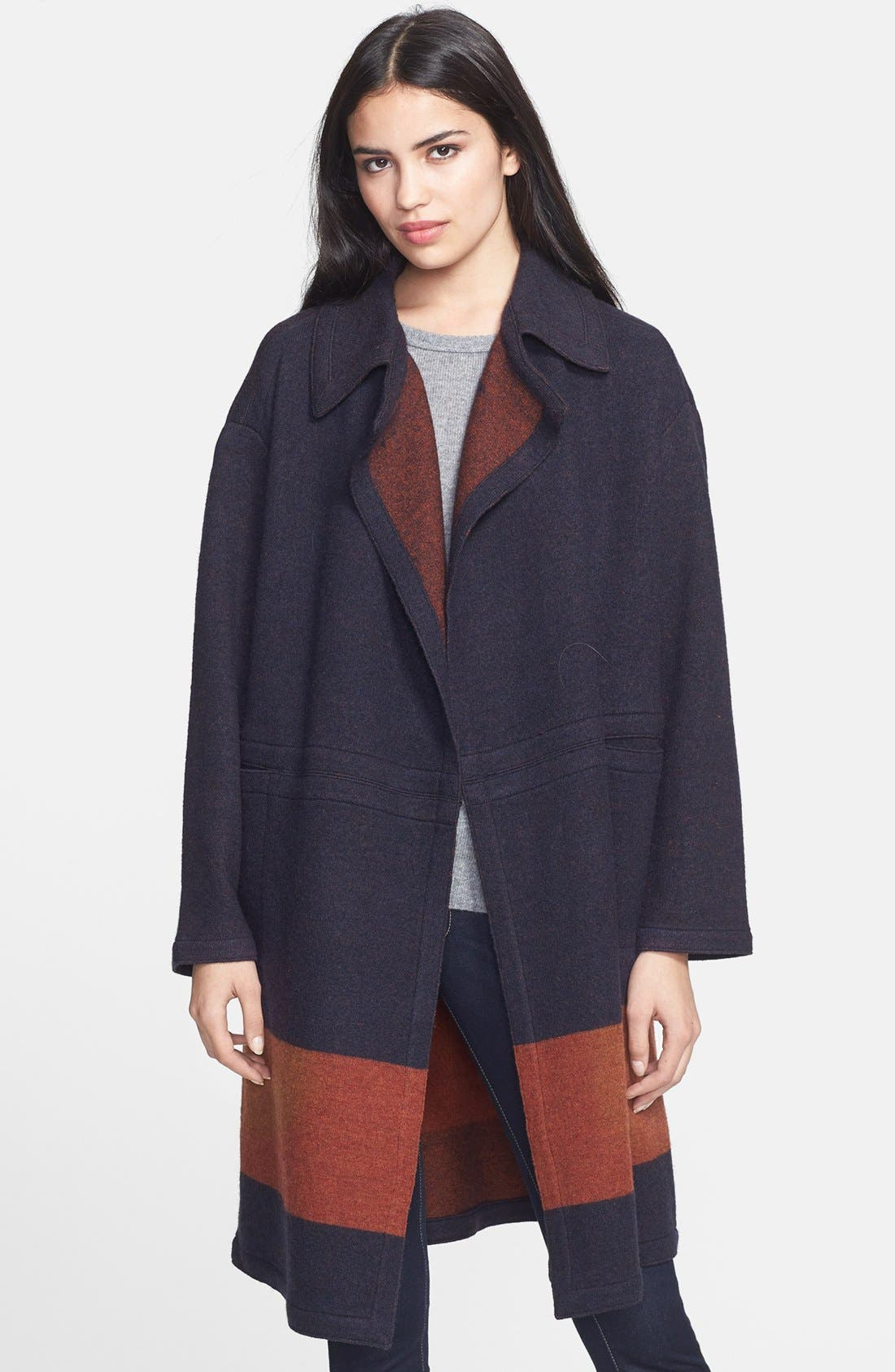 Alternate Image 1 Selected - MARC BY MARC JACOBS 'Sam' Sweater Coat