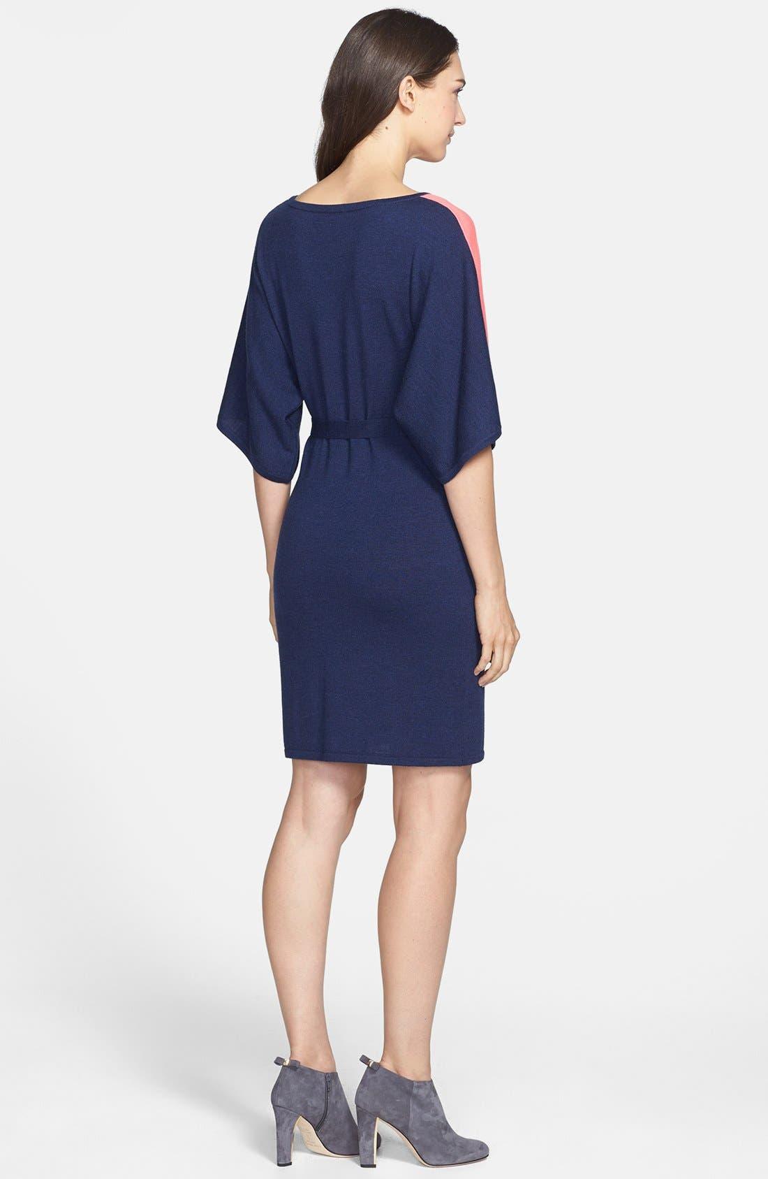 Alternate Image 3  - Trina Turk 'Bonaire' Colorblock Merino Sweater Dress