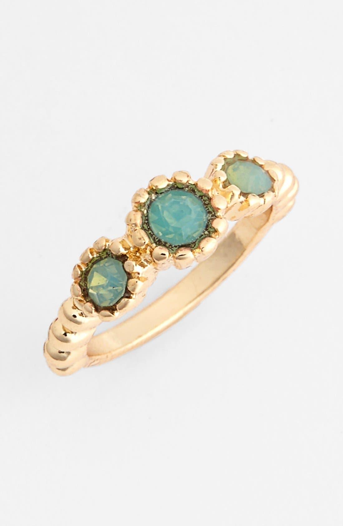 Main Image - BP. Three Stone Ring (Juniors)