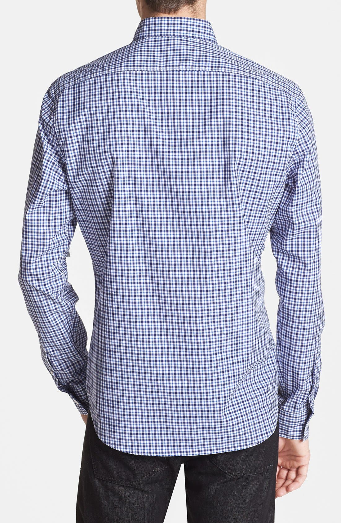 Alternate Image 2  - Burberry Brit 'Fred' Check Sport Shirt