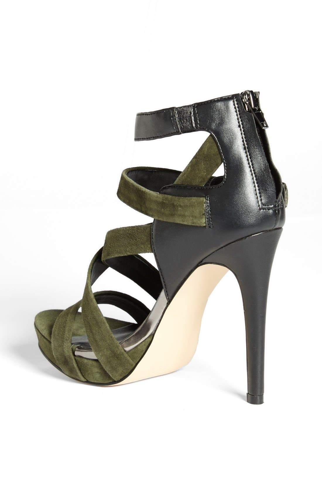 Alternate Image 2  - DV by Dolce Vita 'Scotlyn' Leather & Suede Sandal