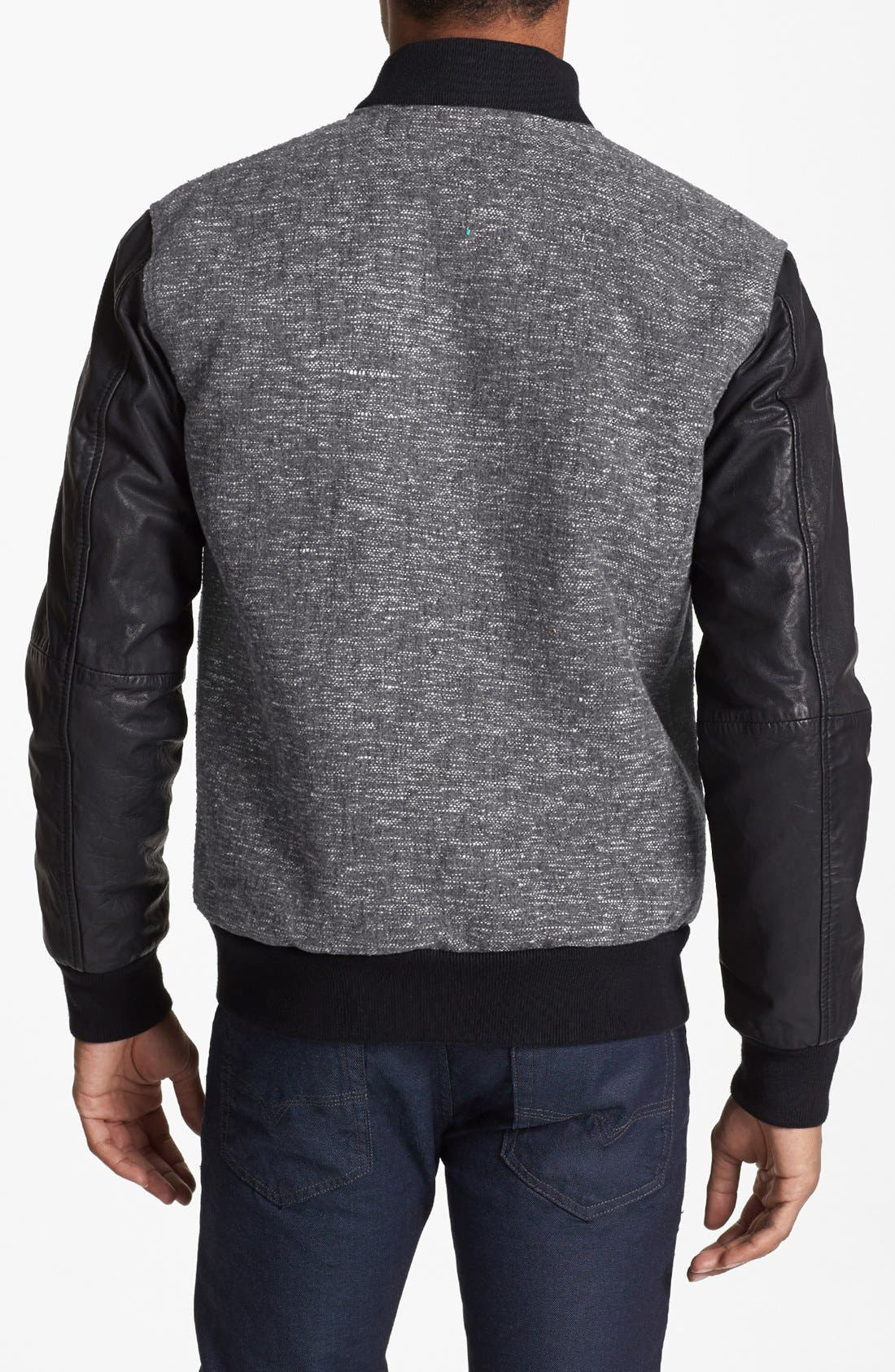 Alternate Image 2  - Vans 'Taft' Varsity Jacket