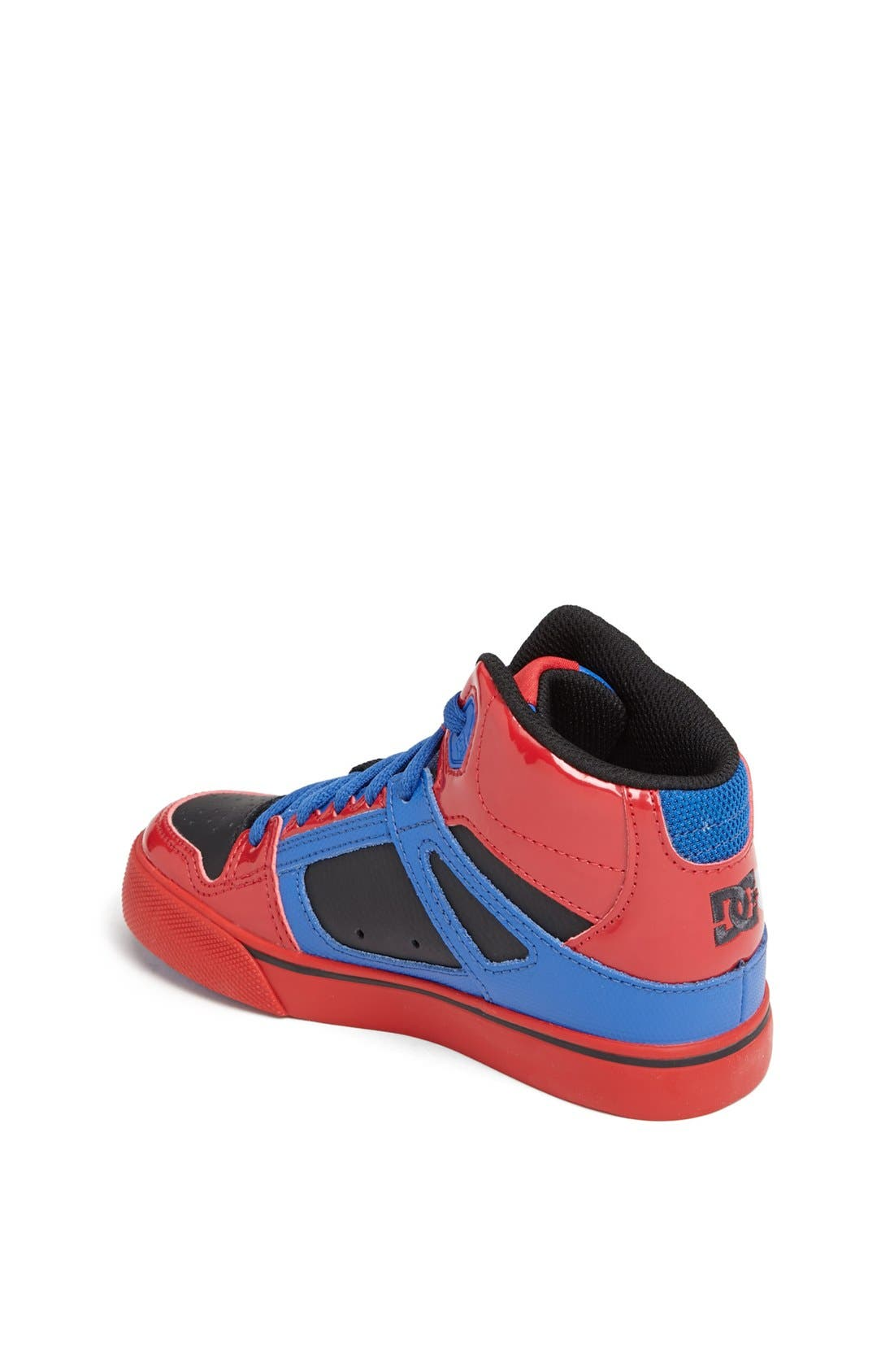 Alternate Image 2  - DC SHOES SPARTAN HI SNEAKER