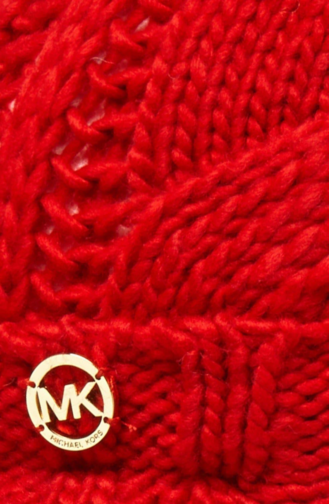 Alternate Image 2  - MICHAEL Michael Kors 'Peak' Hat
