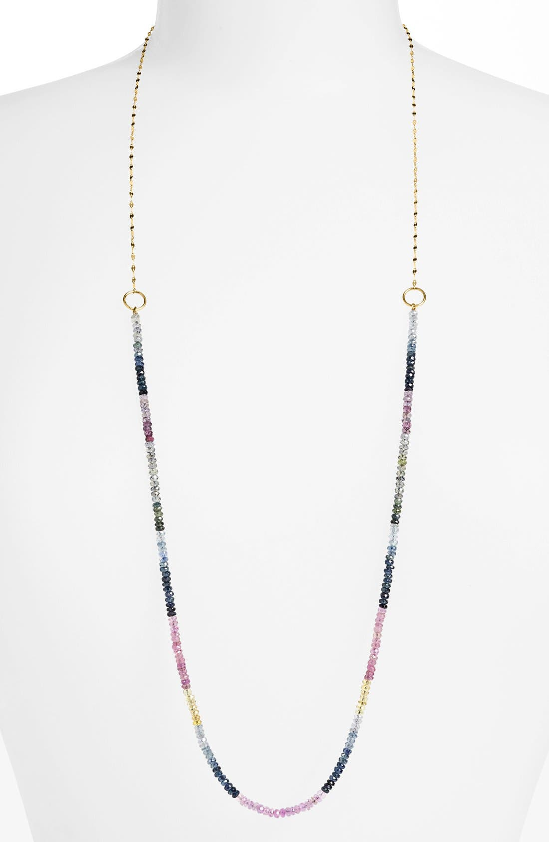 Main Image - Lana Jewelry 'Stone Gold' Long Beaded Necklace