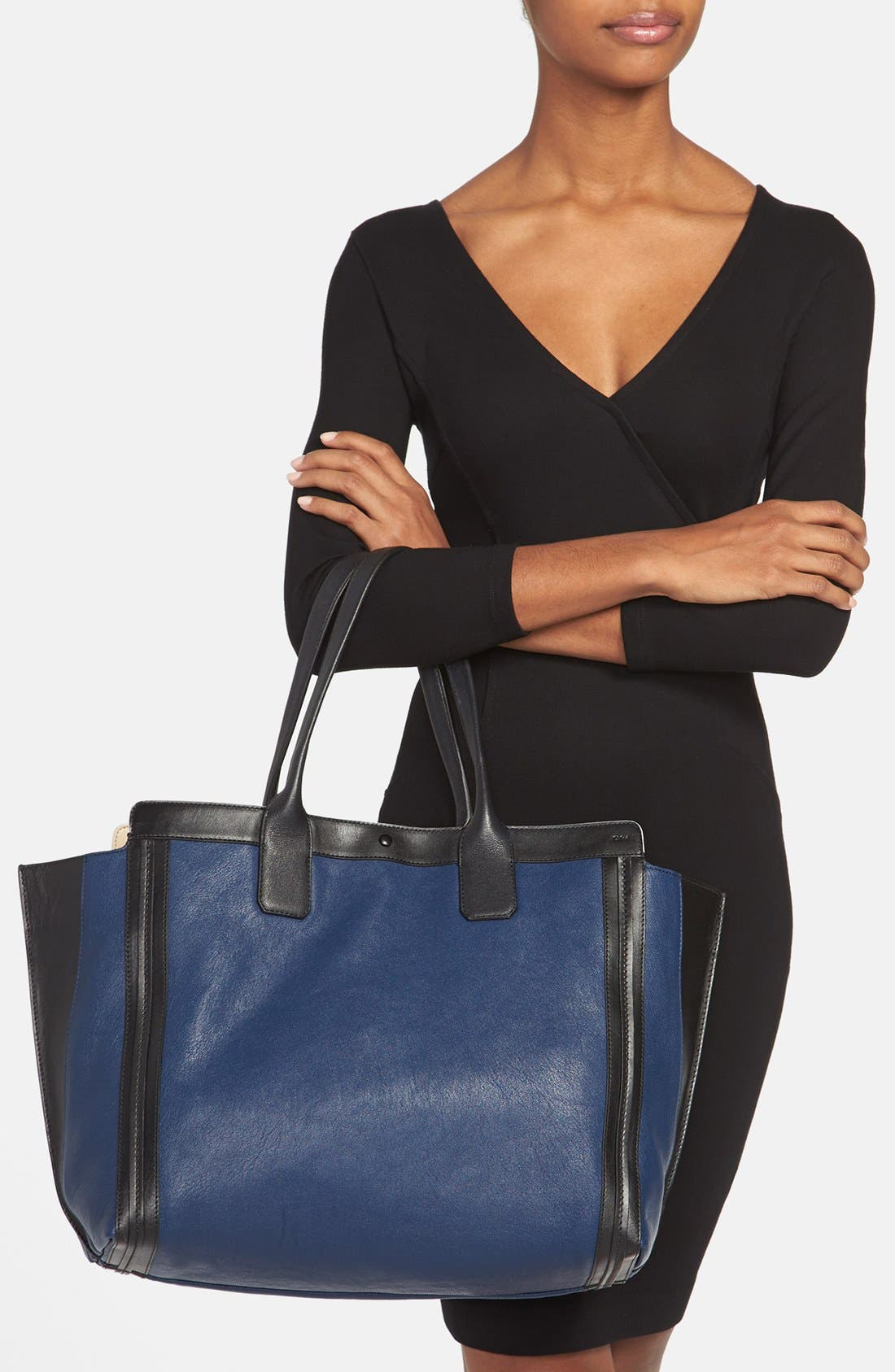 Alternate Image 2  - Chloé 'Alison' Leather Tote