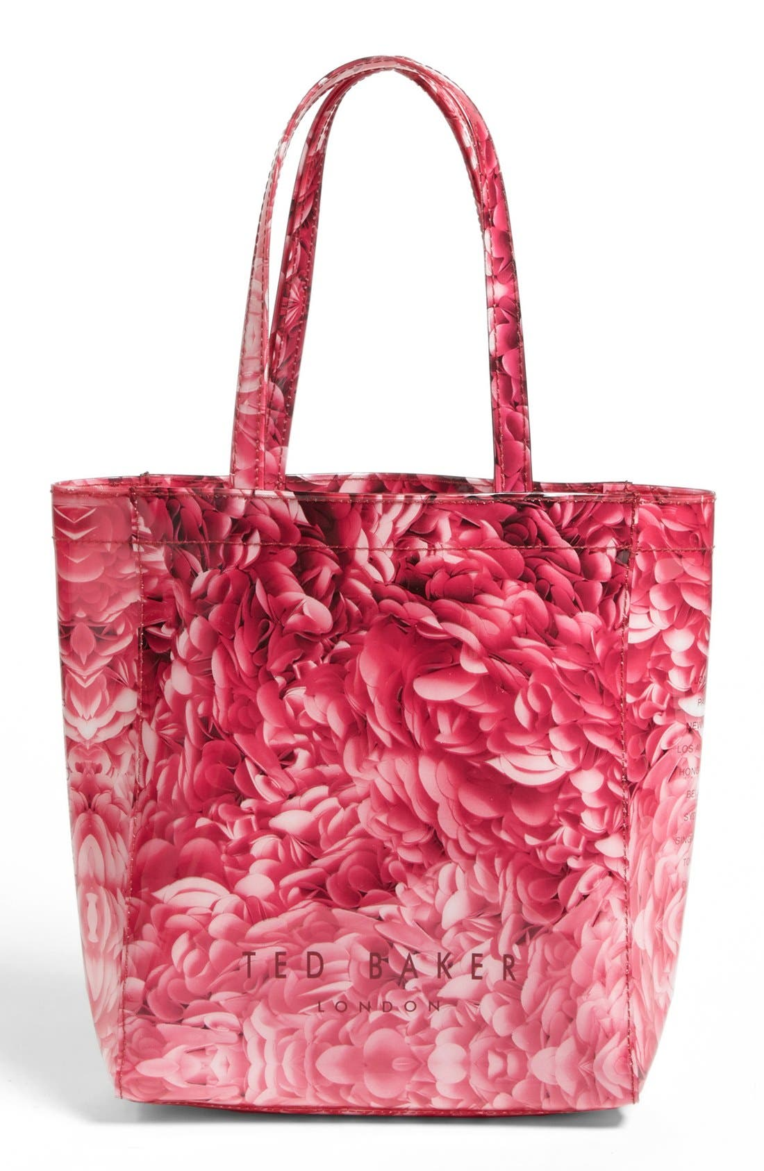 Alternate Image 4  - Ted Baker London 'Holiday - Rosette Ikon' Tote