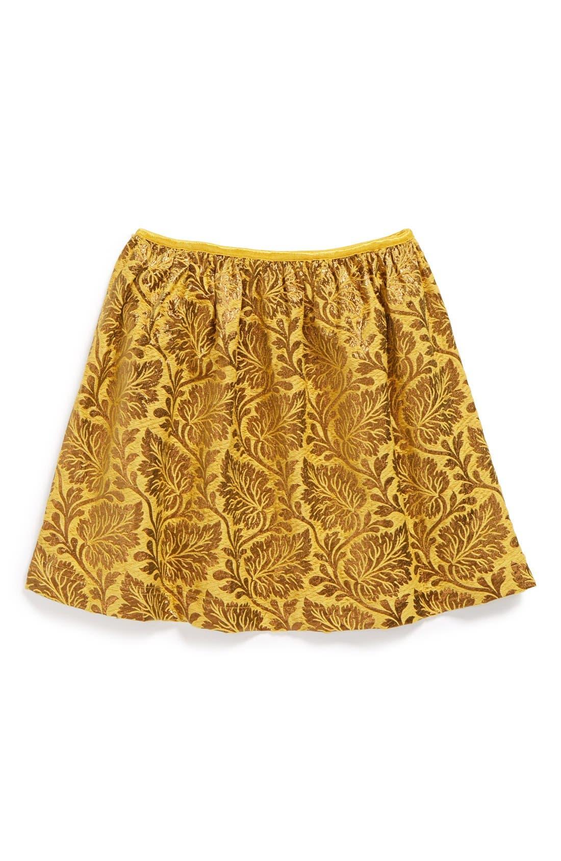 Alternate Image 1 Selected - Peek 'Nina' Skirt (Big Girls)