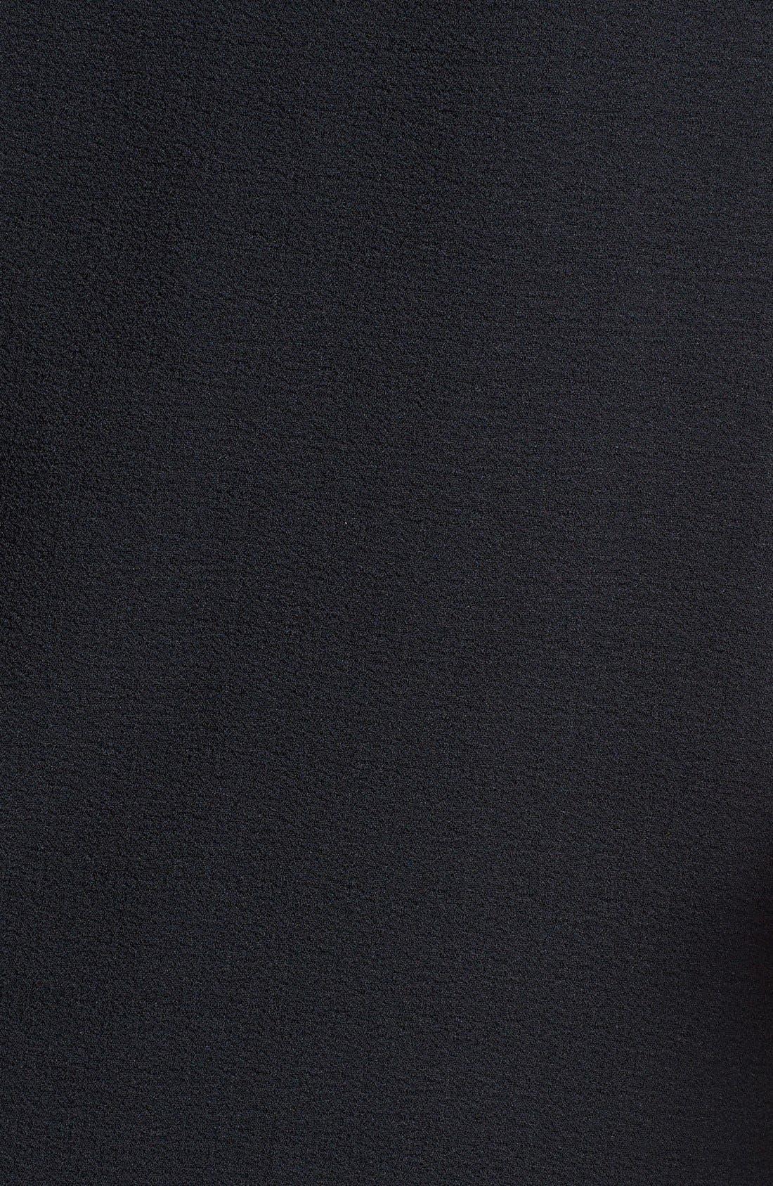 Alternate Image 3  - BB Dakota 'Noland' Textured Crepe Dress