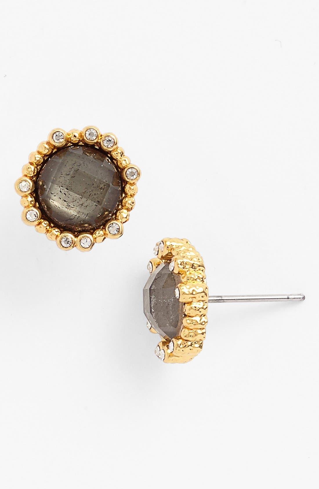 Alternate Image 1 Selected - Alexis Bittar 'Elements - Jardin de Papillon' Round Stud Earrings