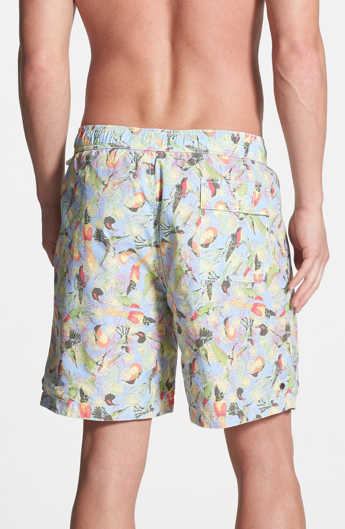 Alternate Image 2  - Tailor Vintage Reversible Shorts