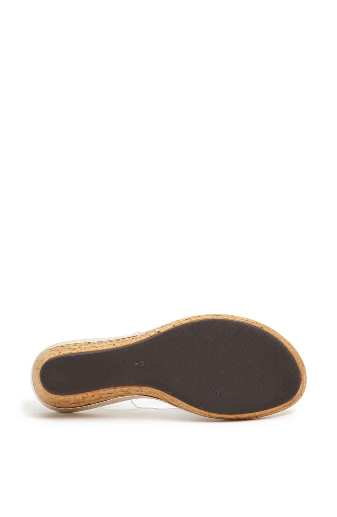 Alternate Image 4  - Onex 'Brucie' Wedge Sandal