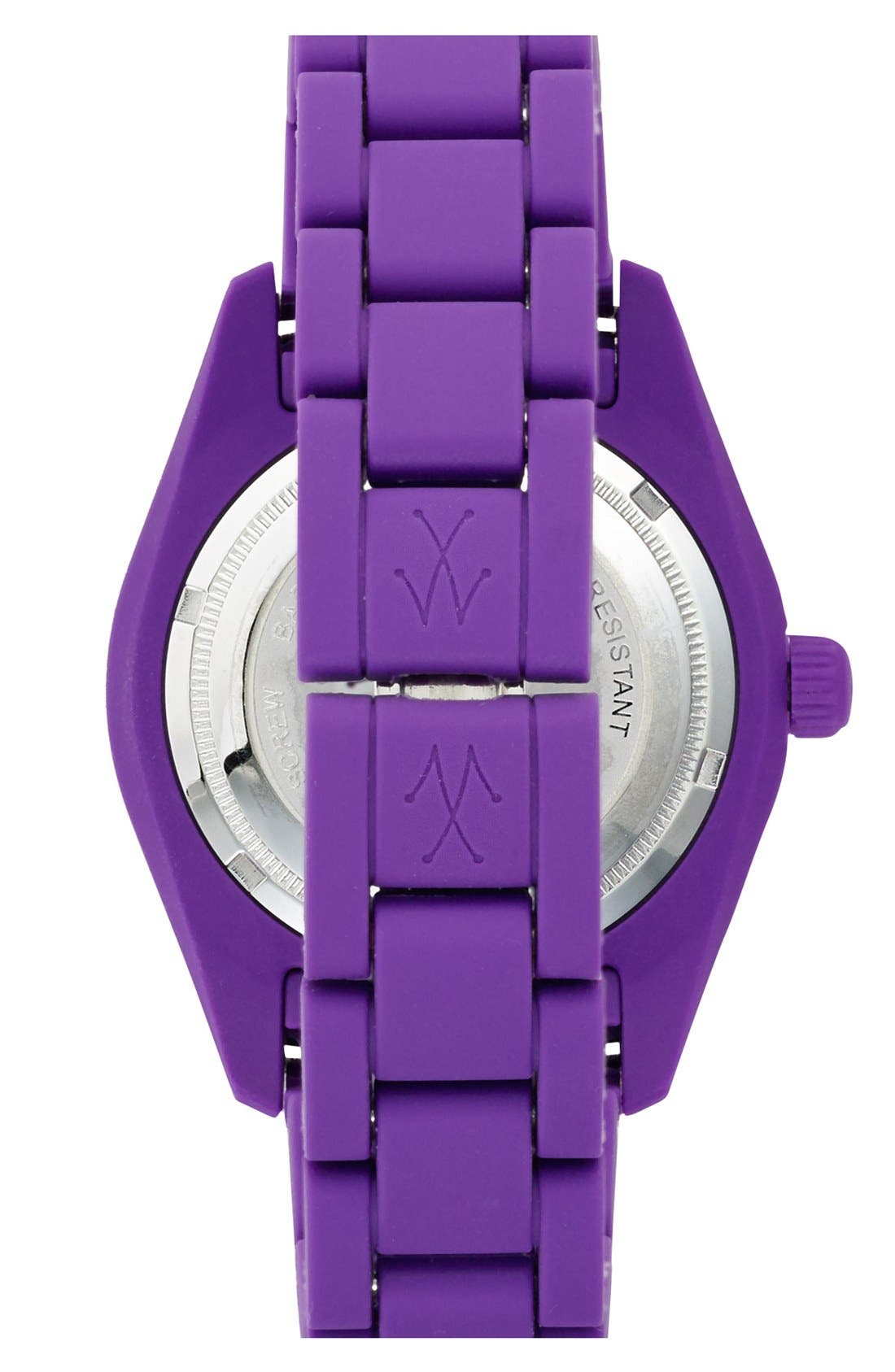 Alternate Image 3  - TOYWATCH 'Velvety' Bracelet Watch, 41mm
