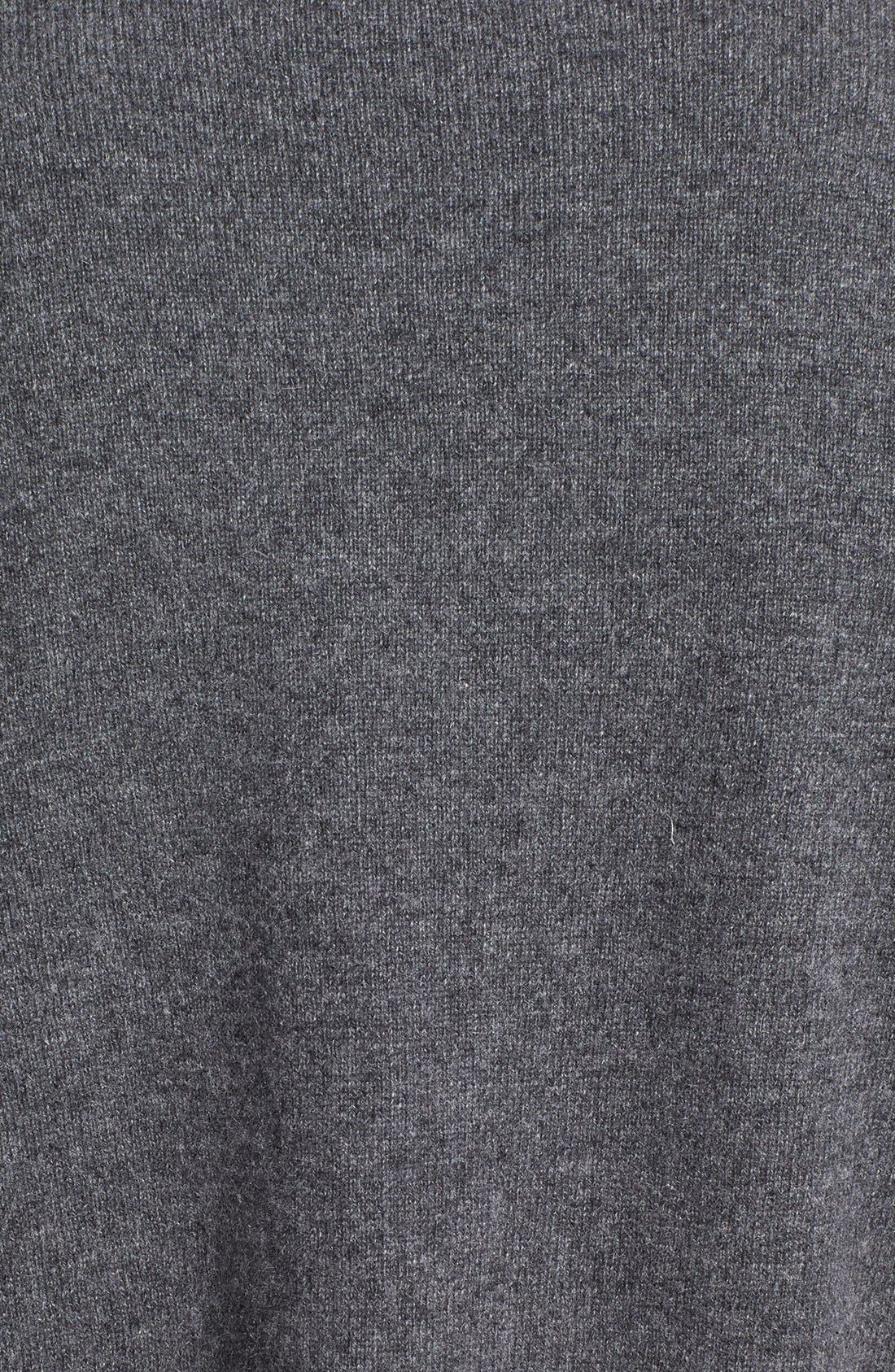 Alternate Image 3  - Halogen® Wool & Cashmere Shrug (Regular & Petite)