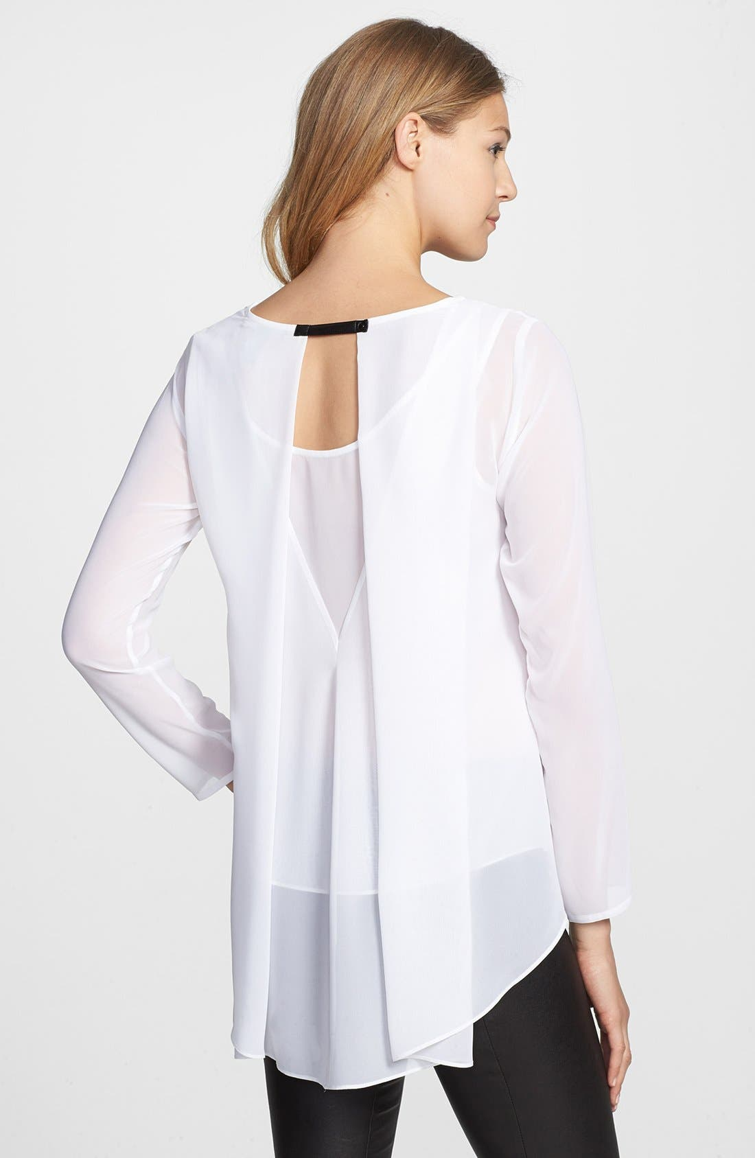 Alternate Image 2  - Kenneth Cole New York 'Lisa' Blouse