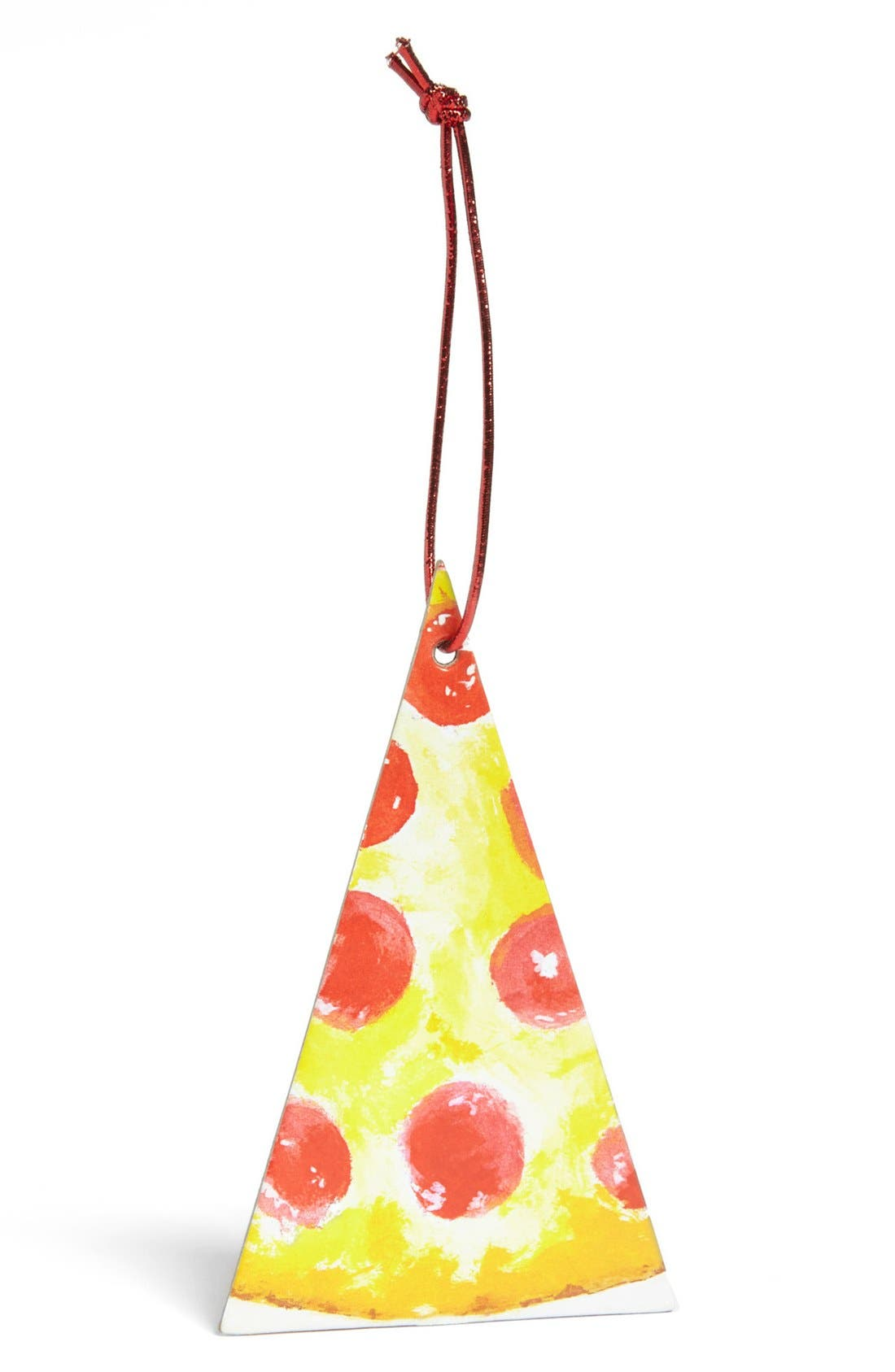 Alternate Image 1 Selected - RxArt 'Pizza Slice' Ornament