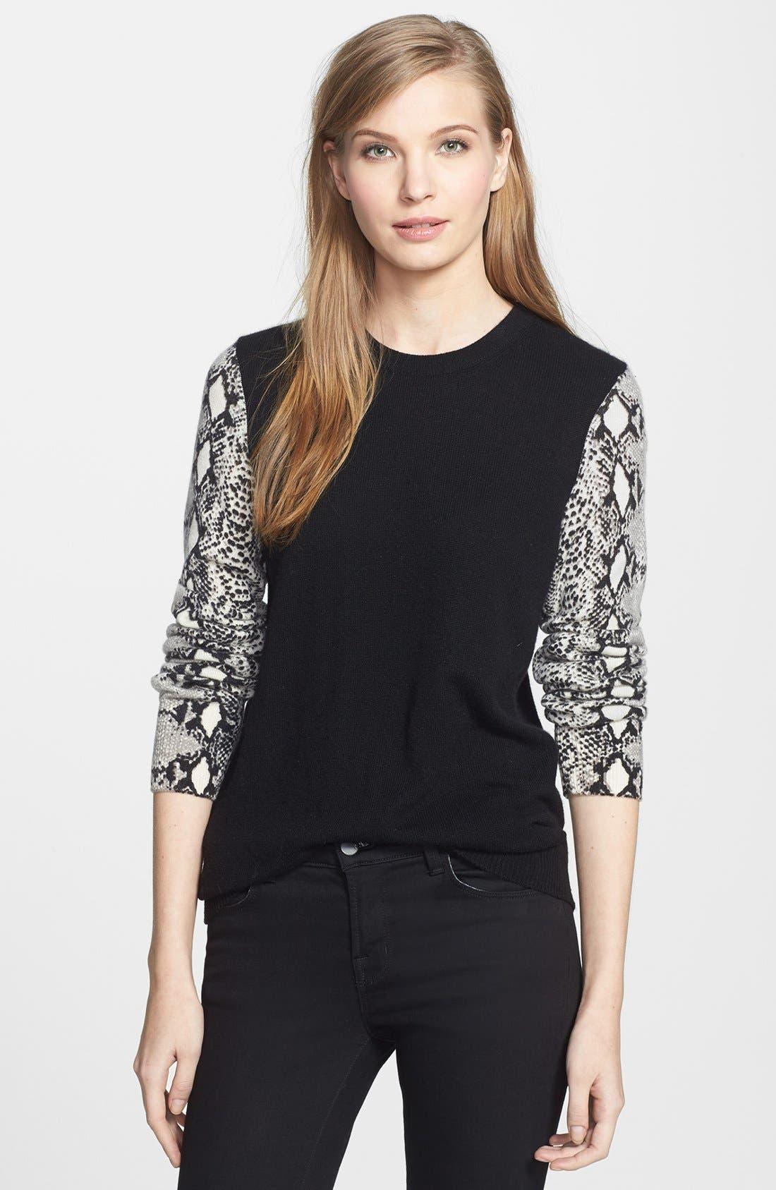 Main Image - Equipment 'Shane' Cashmere Sweater