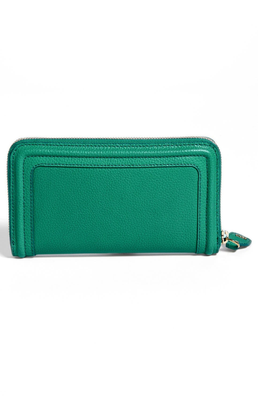 Alternate Image 3  - Chloé 'Paraty' Zip Around Calfskin Leather Wallet