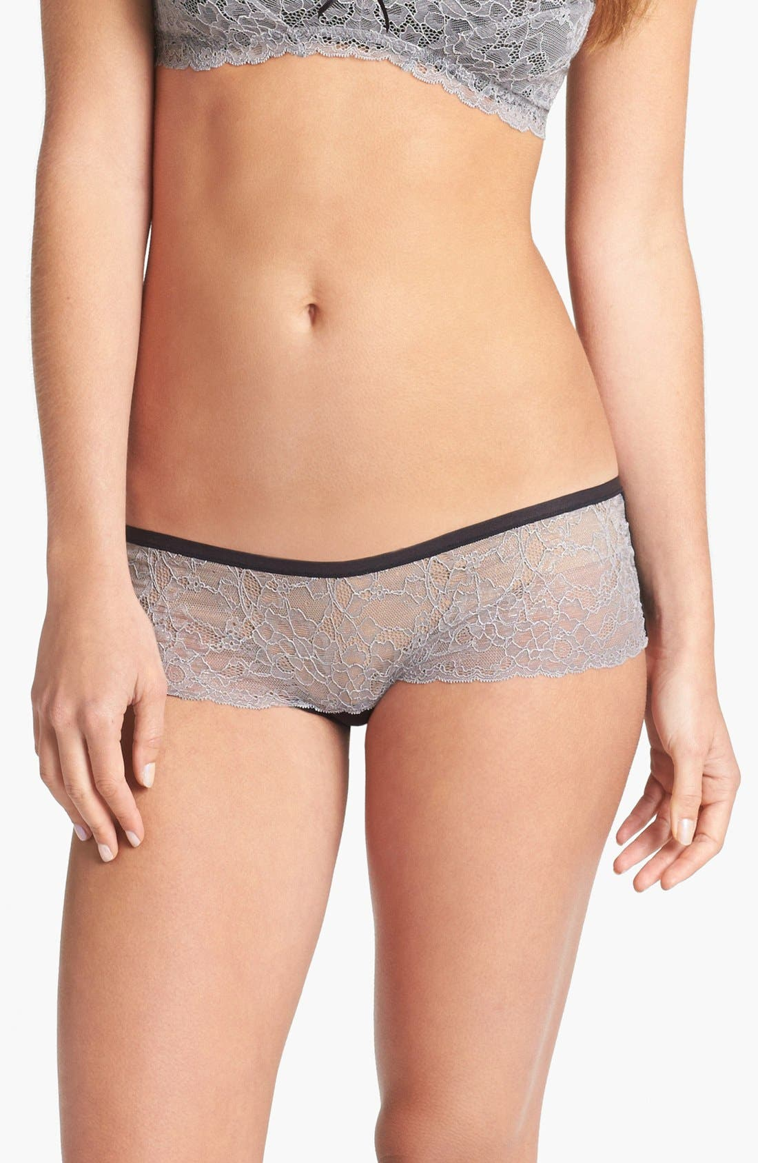 Alternate Image 1 Selected - Honeydew Intimates 'Emma Luxe' Hipster Briefs