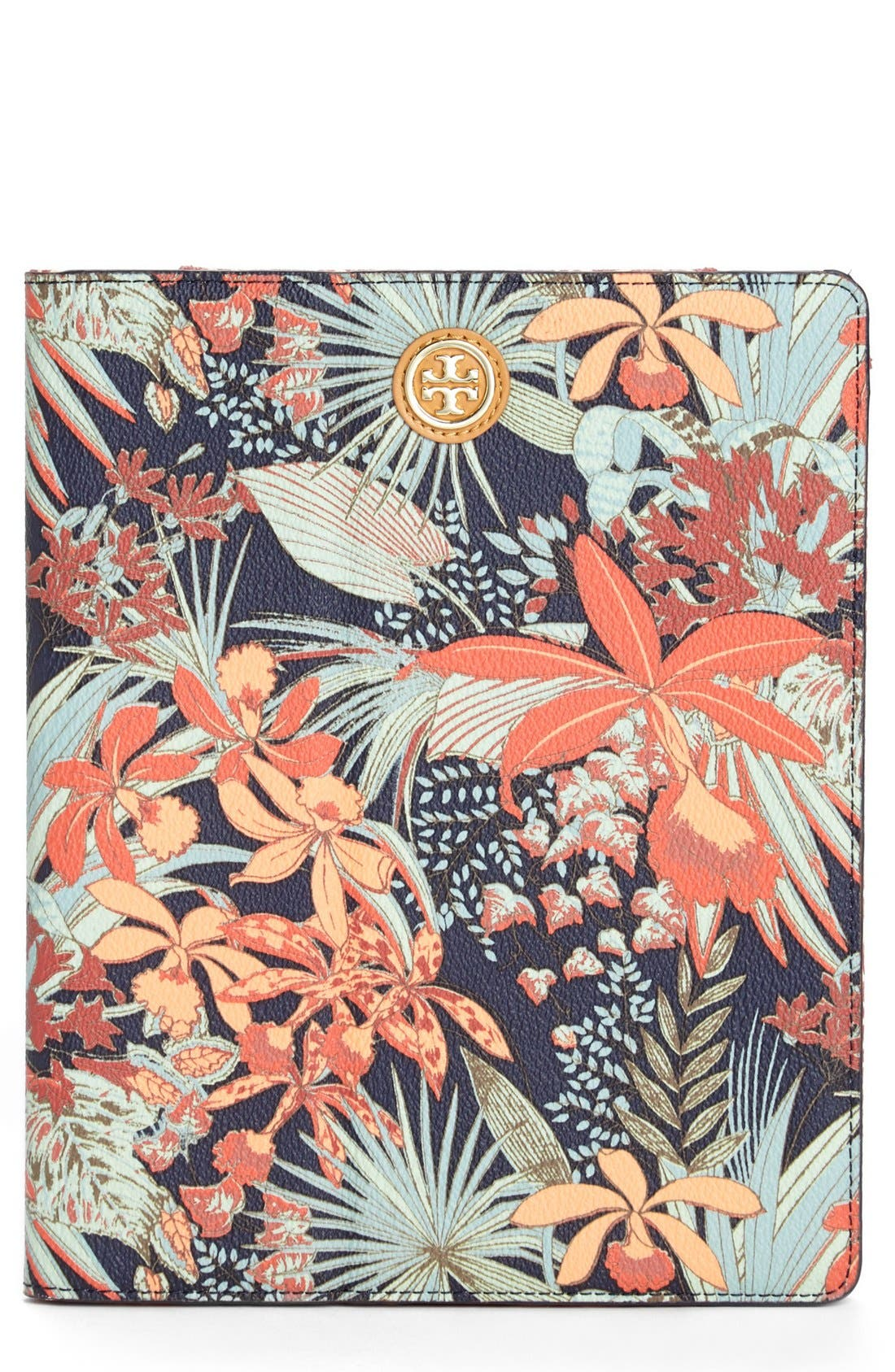 Alternate Image 1 Selected - Tory Burch 'Kerrington' iPad Case
