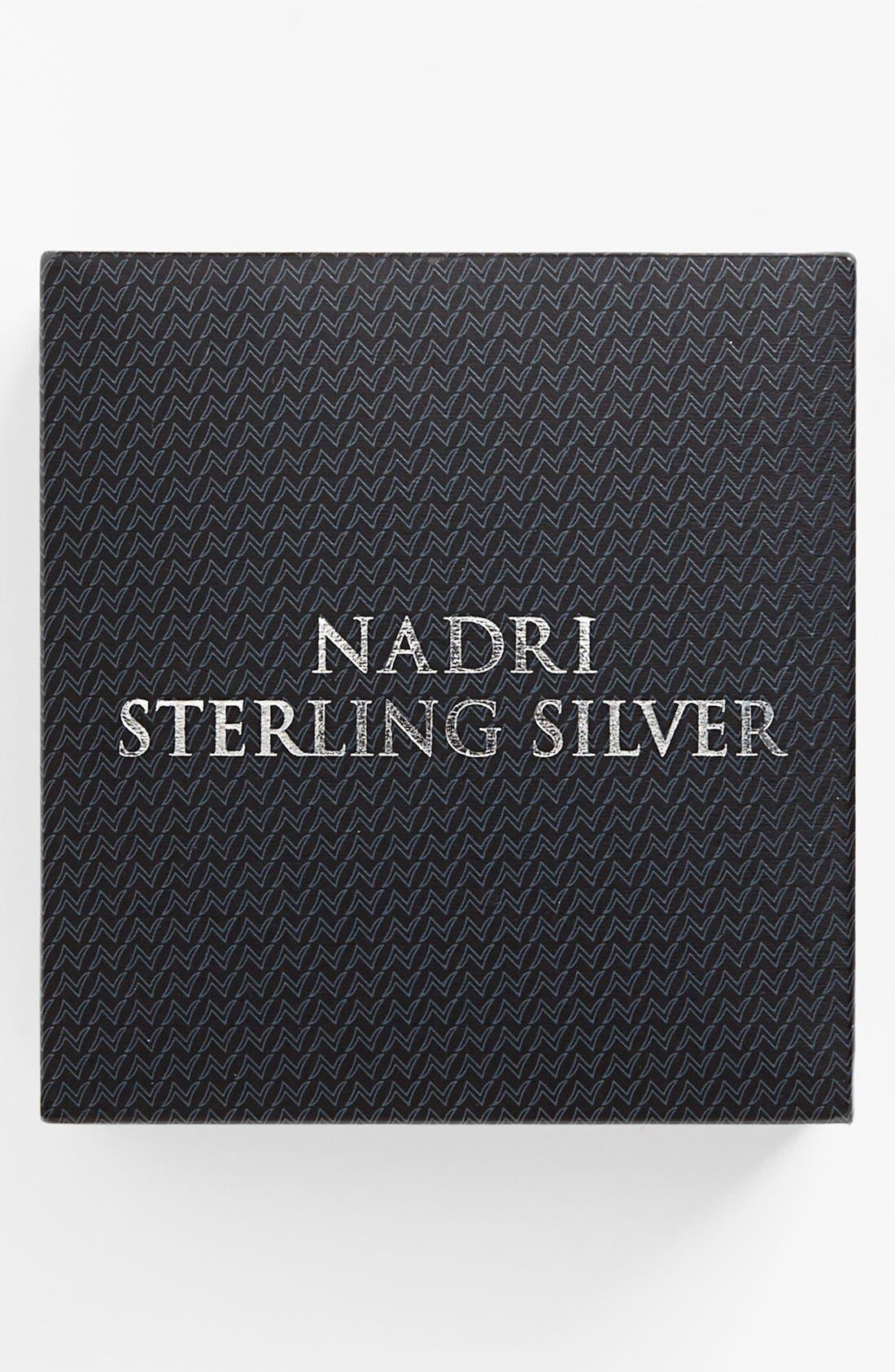 Alternate Image 3  - Nadri Boxed Pavé Drop Earrings