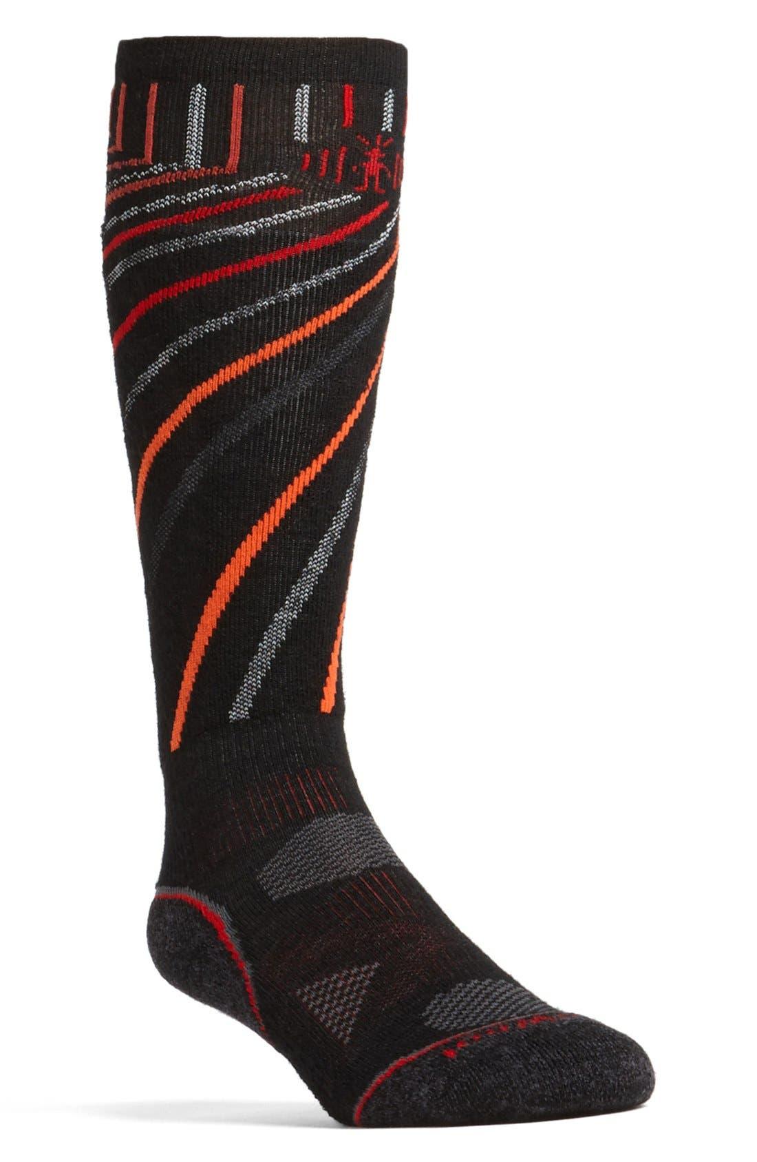 Alternate Image 1 Selected - Smartwool 'PhD - Light' Snowboard Socks