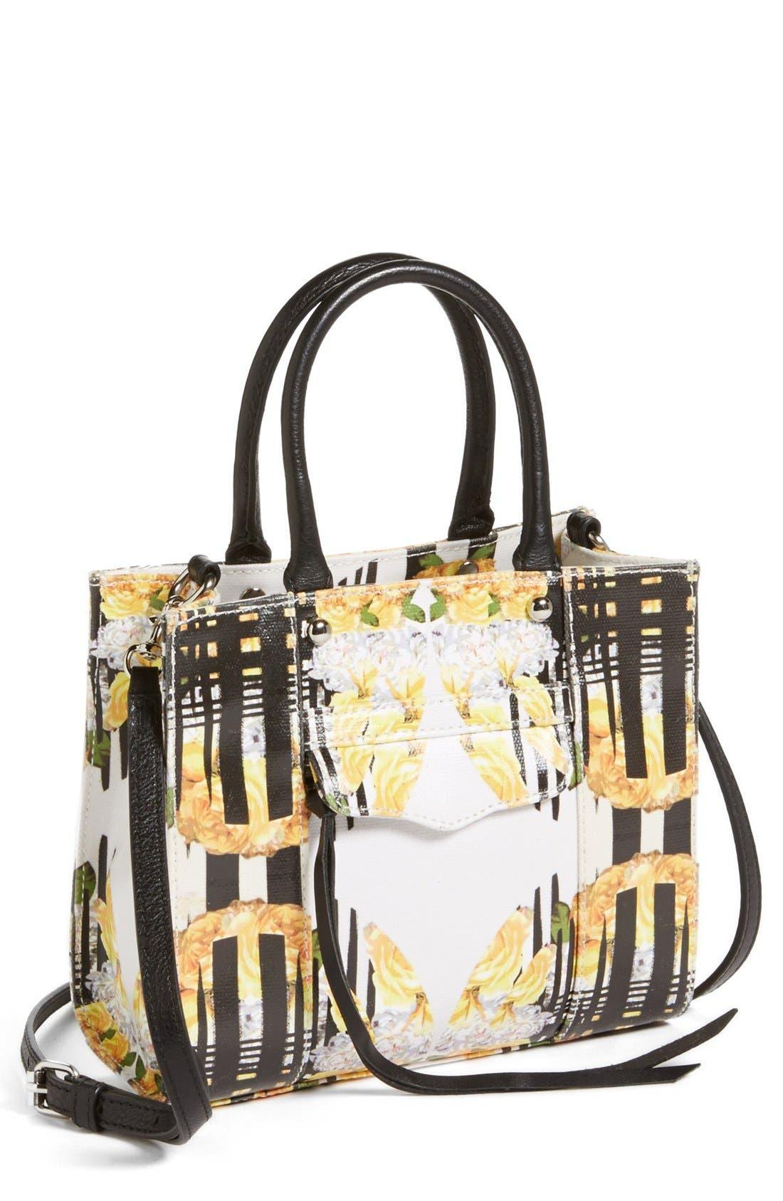 Alternate Image 1 Selected - Rebecca Minkoff 'Mini MAB Tote' Crossbody Bag