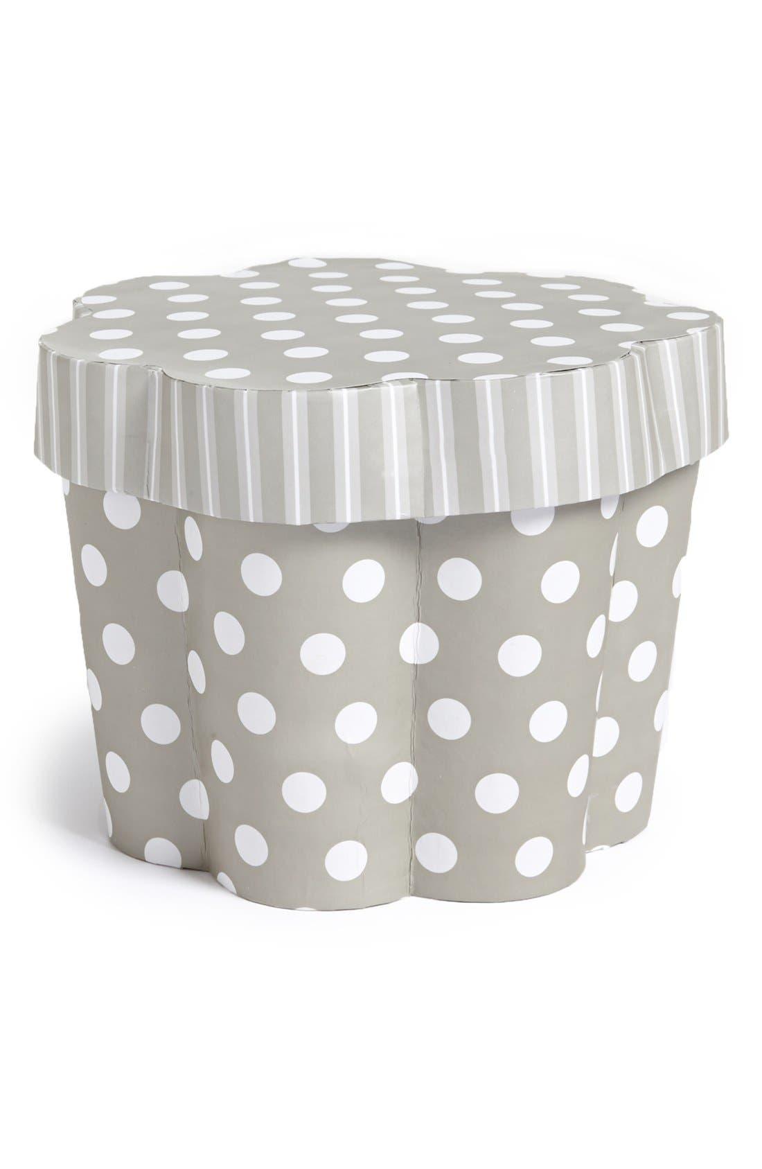 Alternate Image 2  - Popatu Boxed Soutache Tutu (Little Girls)