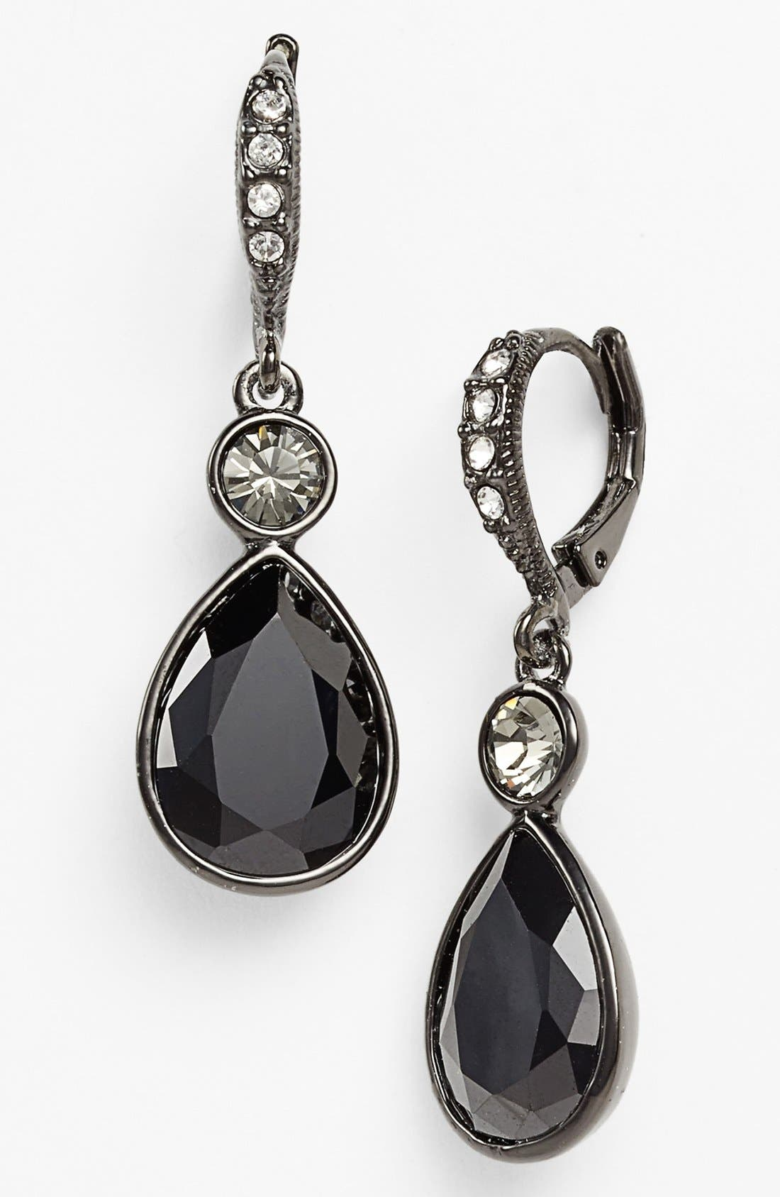 Alternate Image 1 Selected - Givenchy Teardrop Earrings (Nordstrom Exclusive)