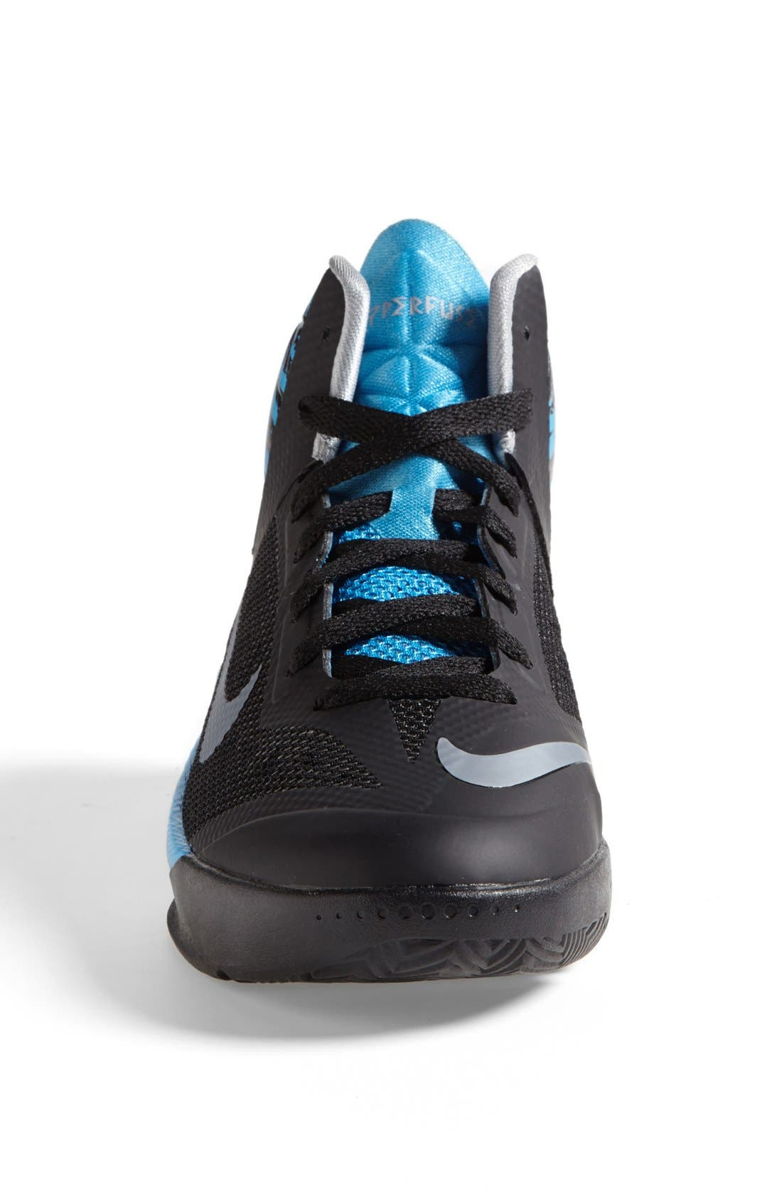 Alternate Image 3  - Nike 'Hyperfuse 2013' Basketball Shoe (Big Kid)