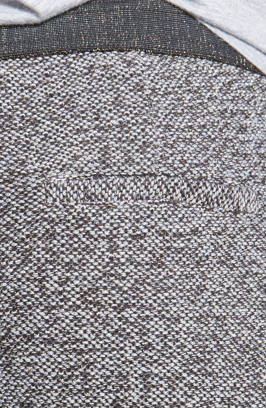 Alternate Image 3  - Free People 'Milo' Metallic Pants