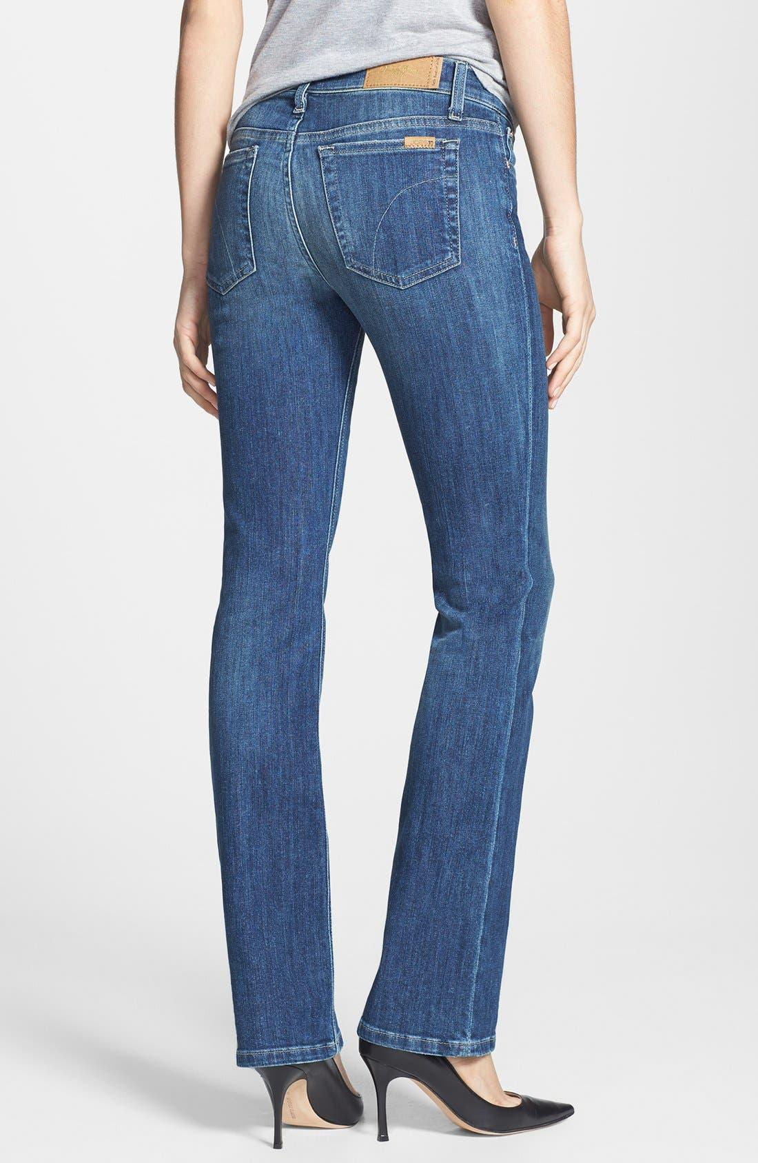 Alternate Image 2  - Joe's Bootcut Jeans (Laurel) (Petite)