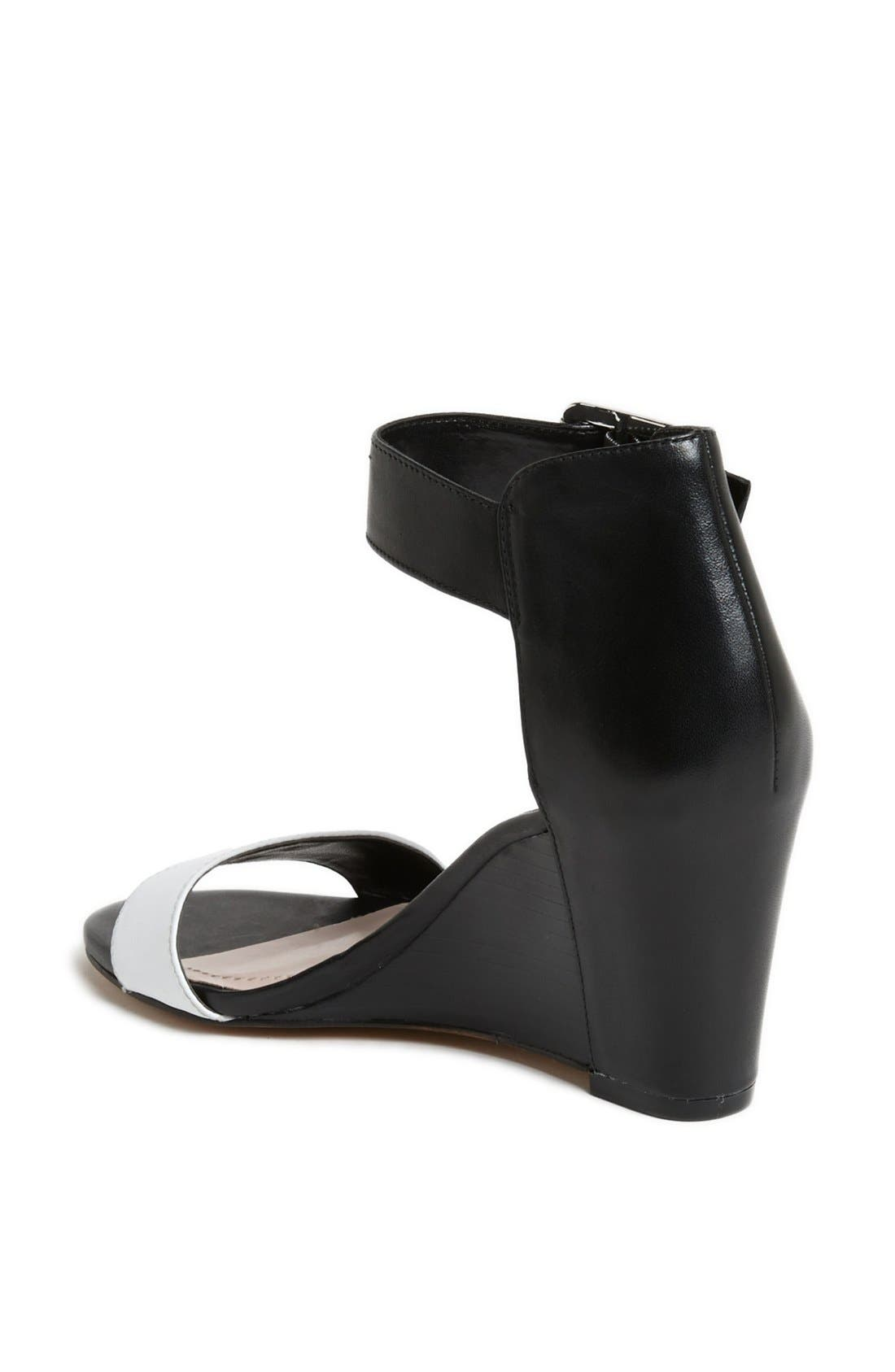 Alternate Image 2  - Vince Camuto 'Luciah' Ankle Strap Wedge Sandal