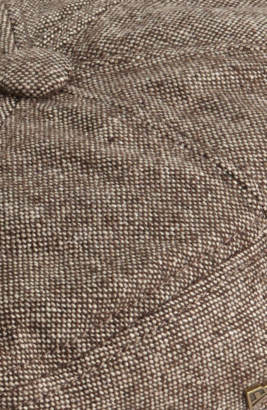 Alternate Image 2  - New Era Cap 'EK®' Tweed Driving Cap