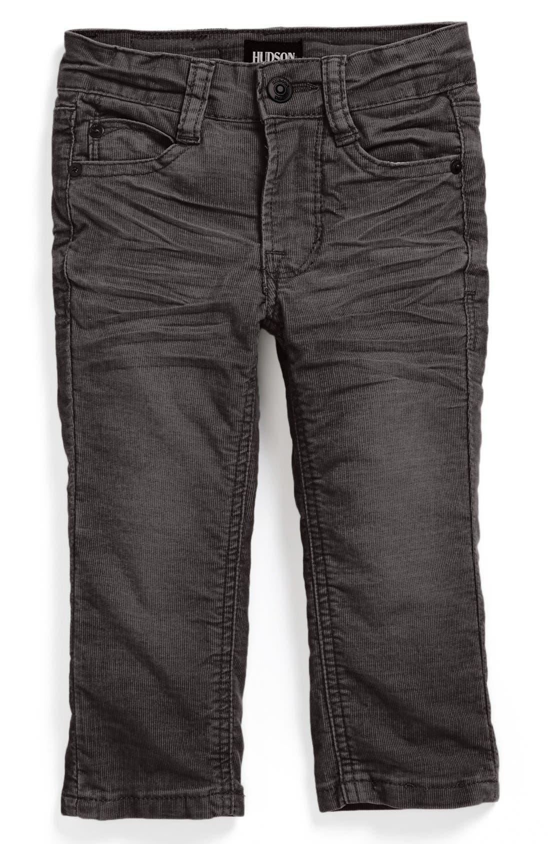 Alternate Image 2  - Hudson Kids 'Parker' Corduroy Jeans (Baby Boys)