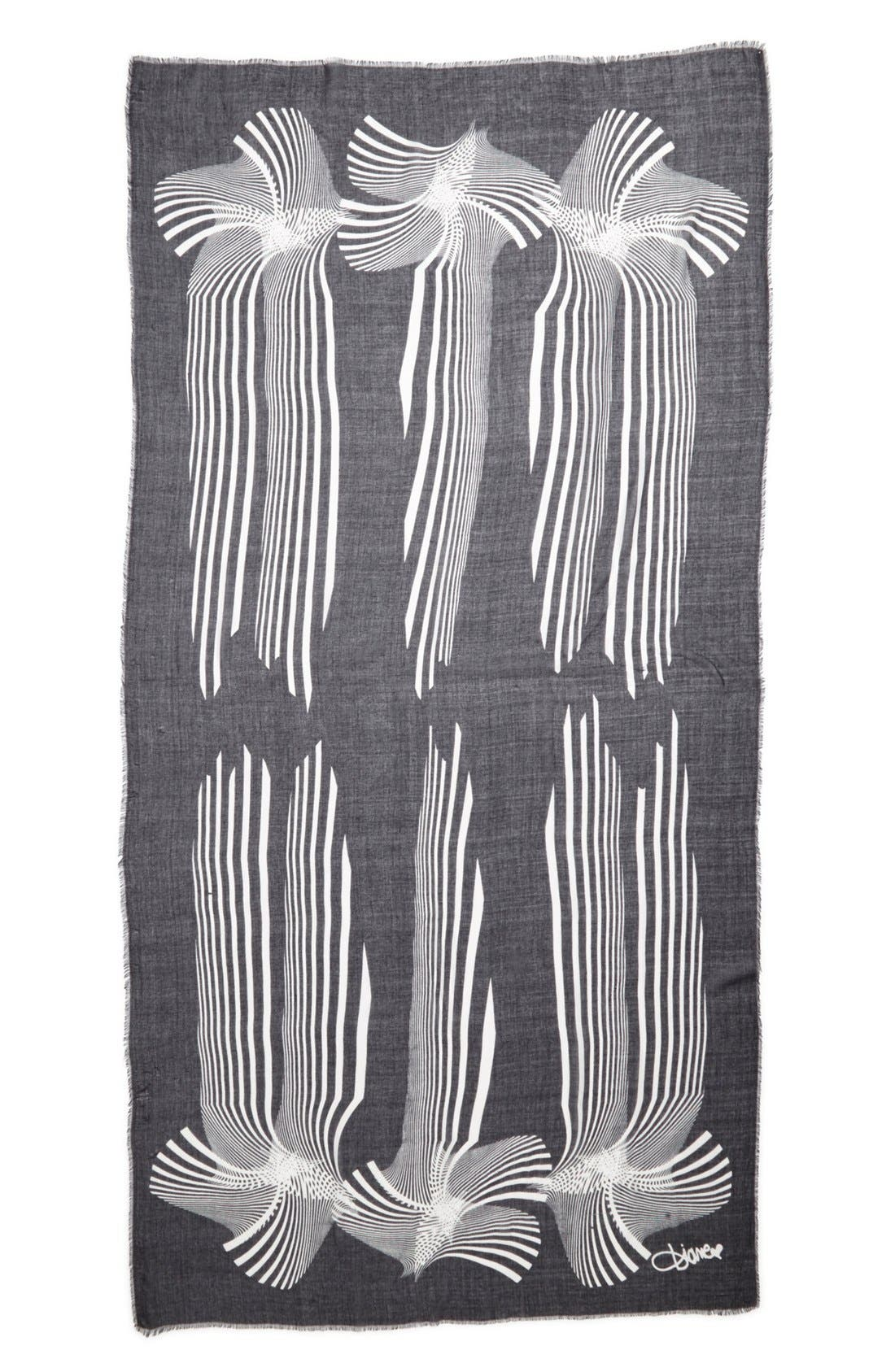 Alternate Image 2  - Diane von Furstenberg 'Hanovar' Modal Scarf