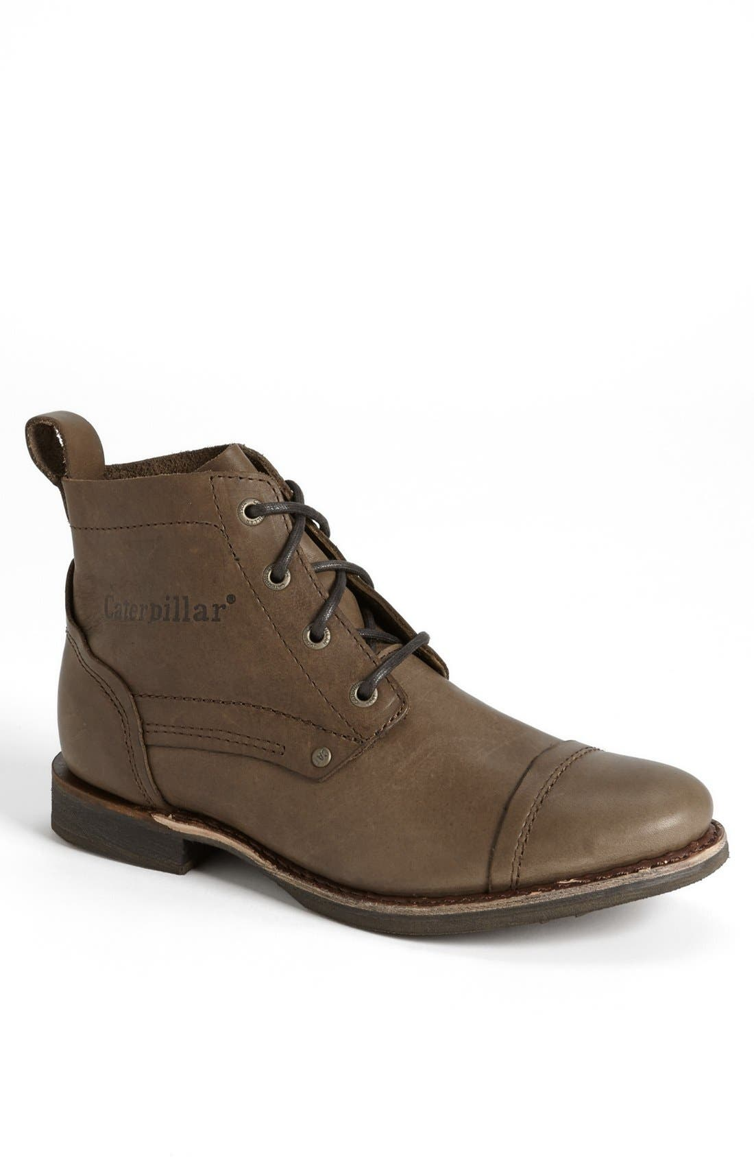 Alternate Image 1 Selected - Caterpillar 'Morrison' Cap Toe Boot (Men)