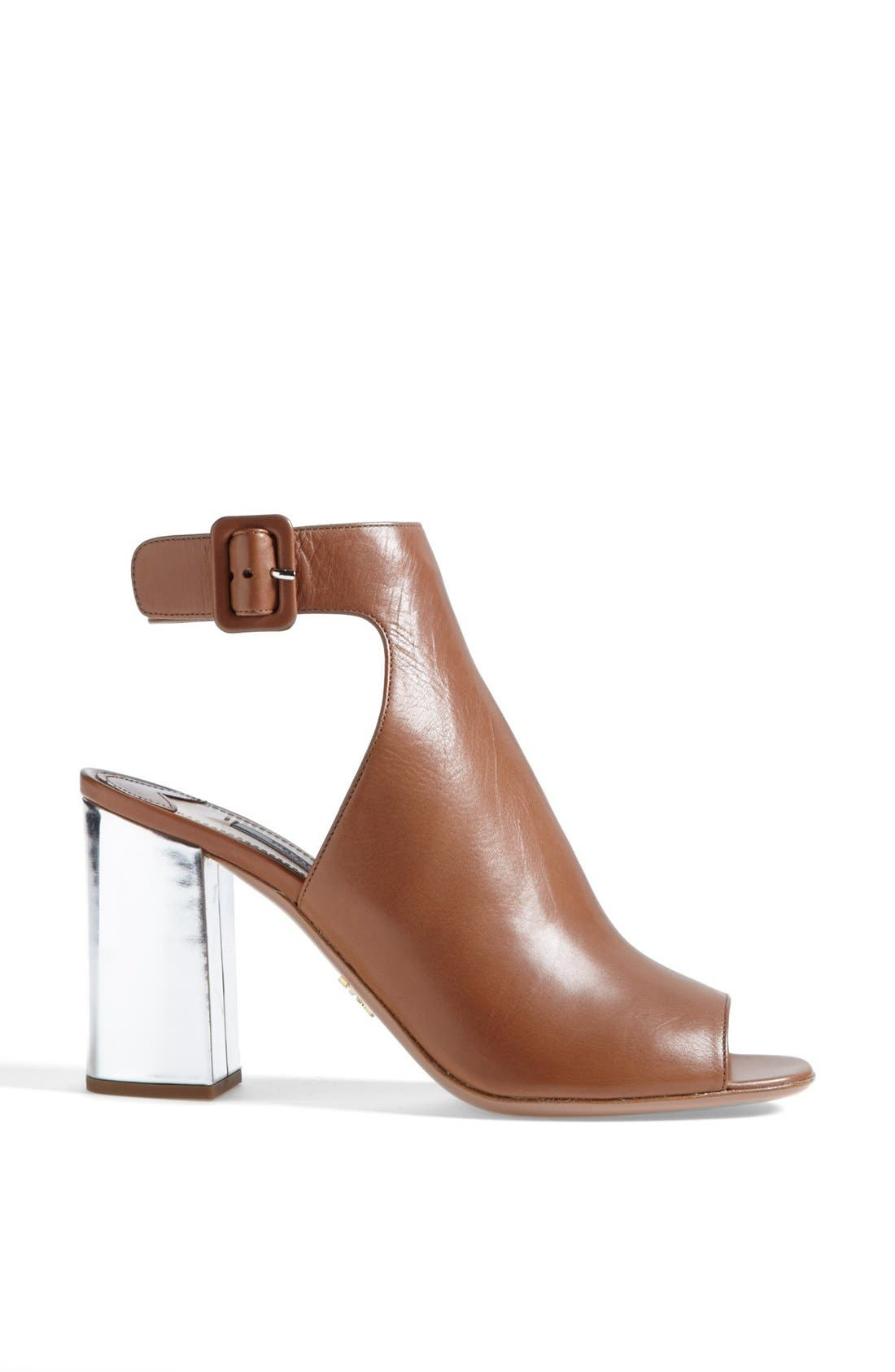 Alternate Image 3  - Prada Glove Slingback Sandal (Women)