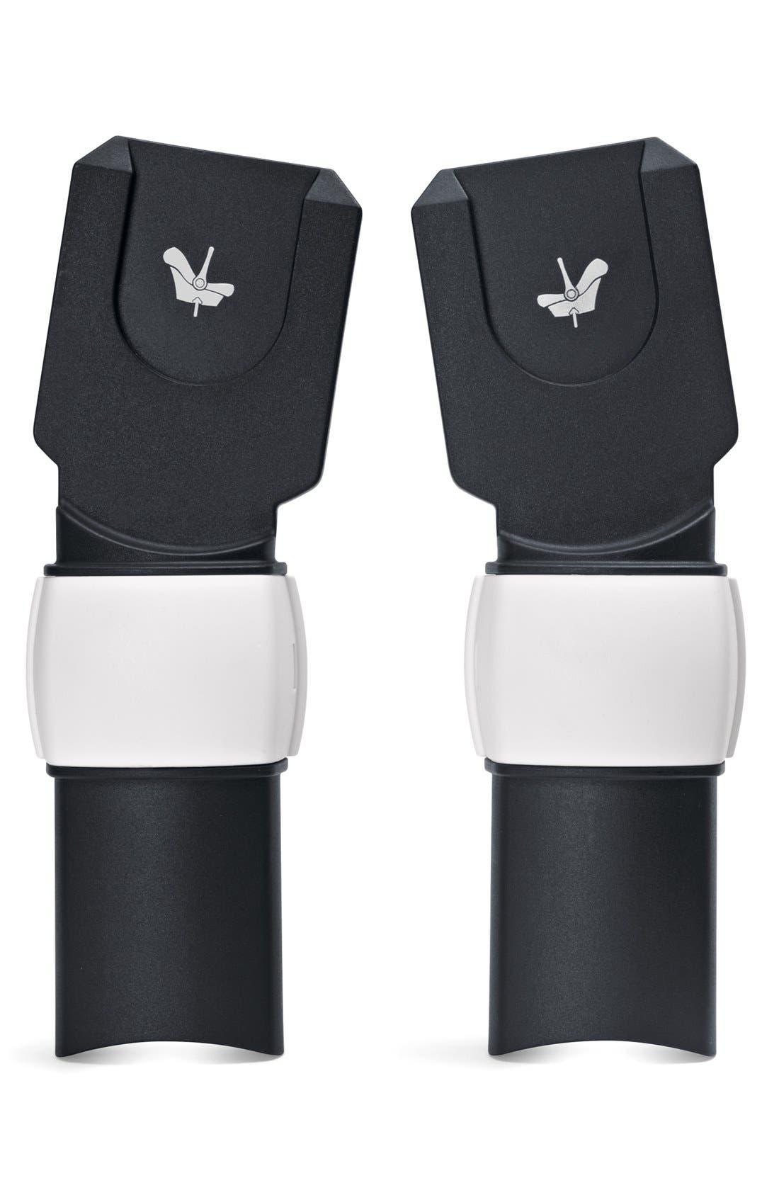 'Buffalo' Maxi Cosi Car Seat Adaptors,                         Main,                         color, Black