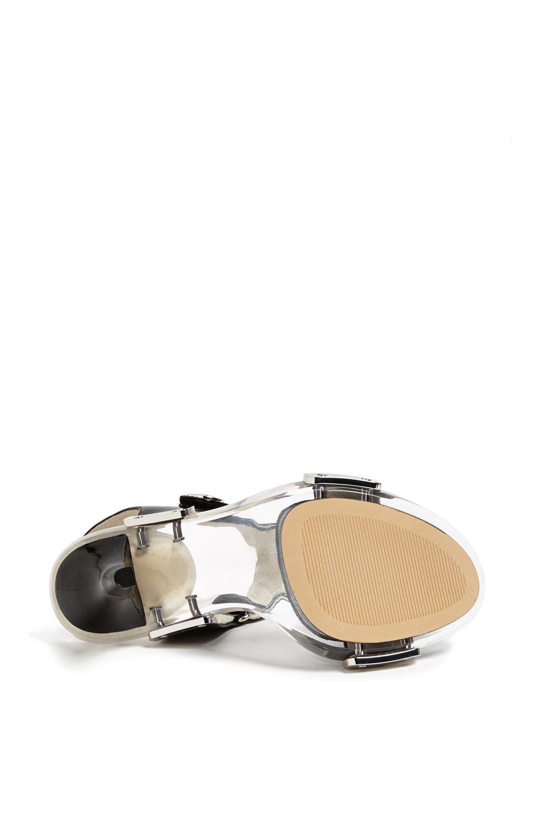Alternate Image 4  - MICHAEL Michael Kors 'Lani' Patent Leather Sandal