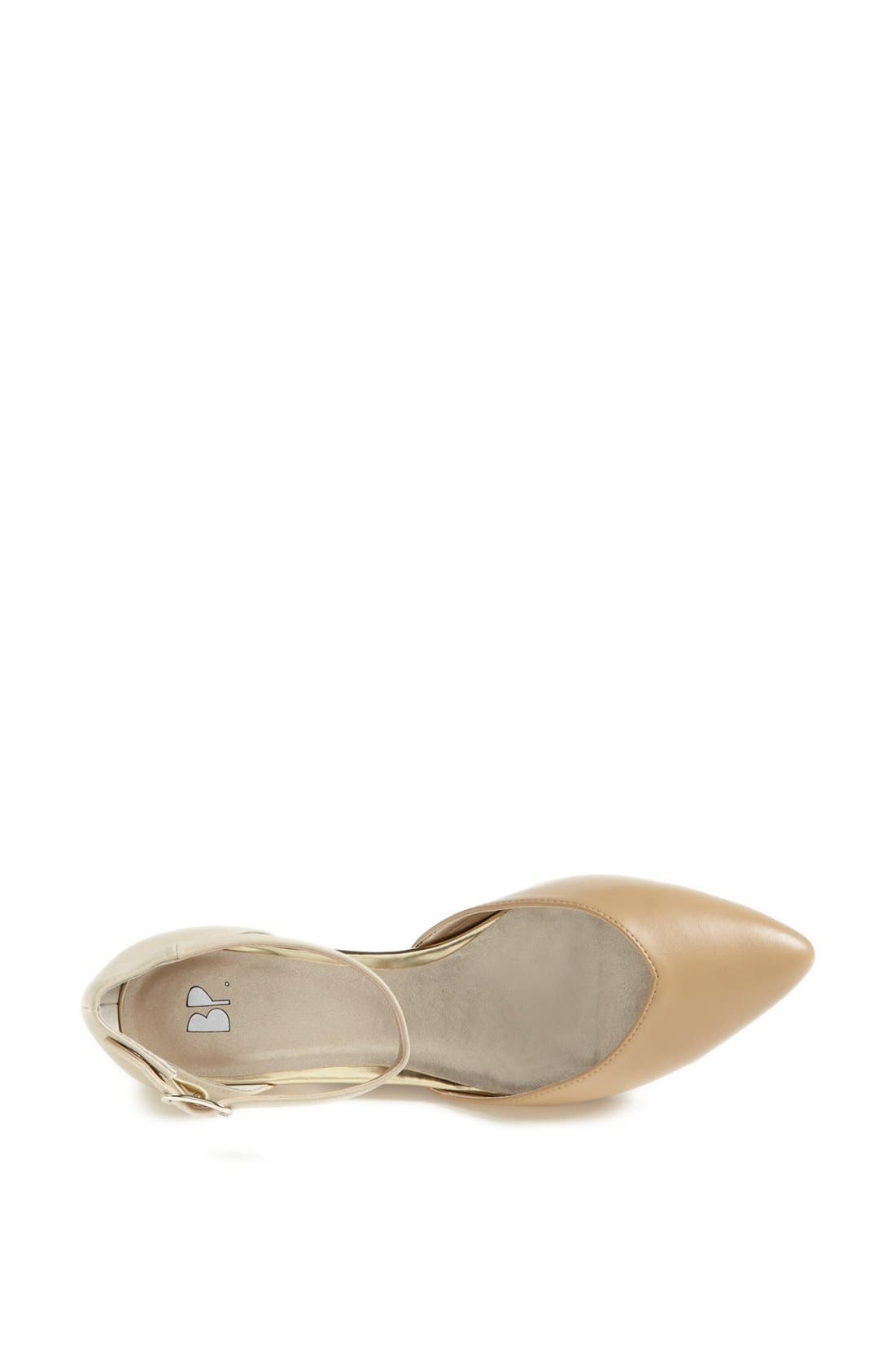 Alternate Image 3  - BP. 'Gillie' Ankle Strap Flat