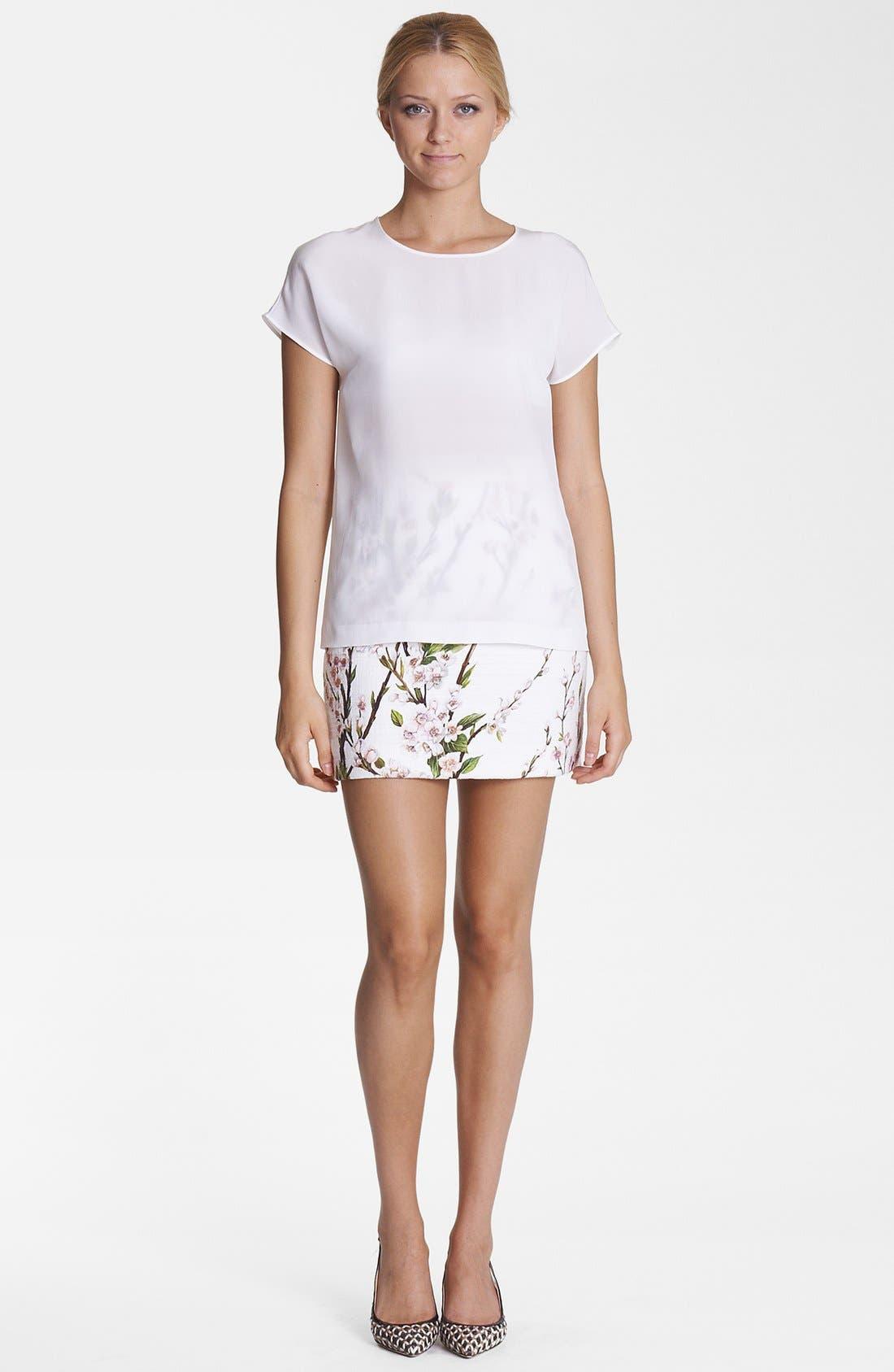 Main Image - Dolce&Gabbana Silk Blouse