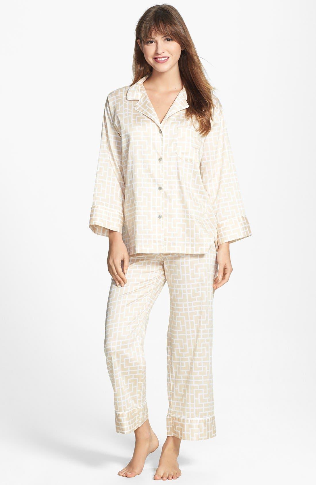 Alternate Image 1 Selected - Natori 'Ming' Pajamas