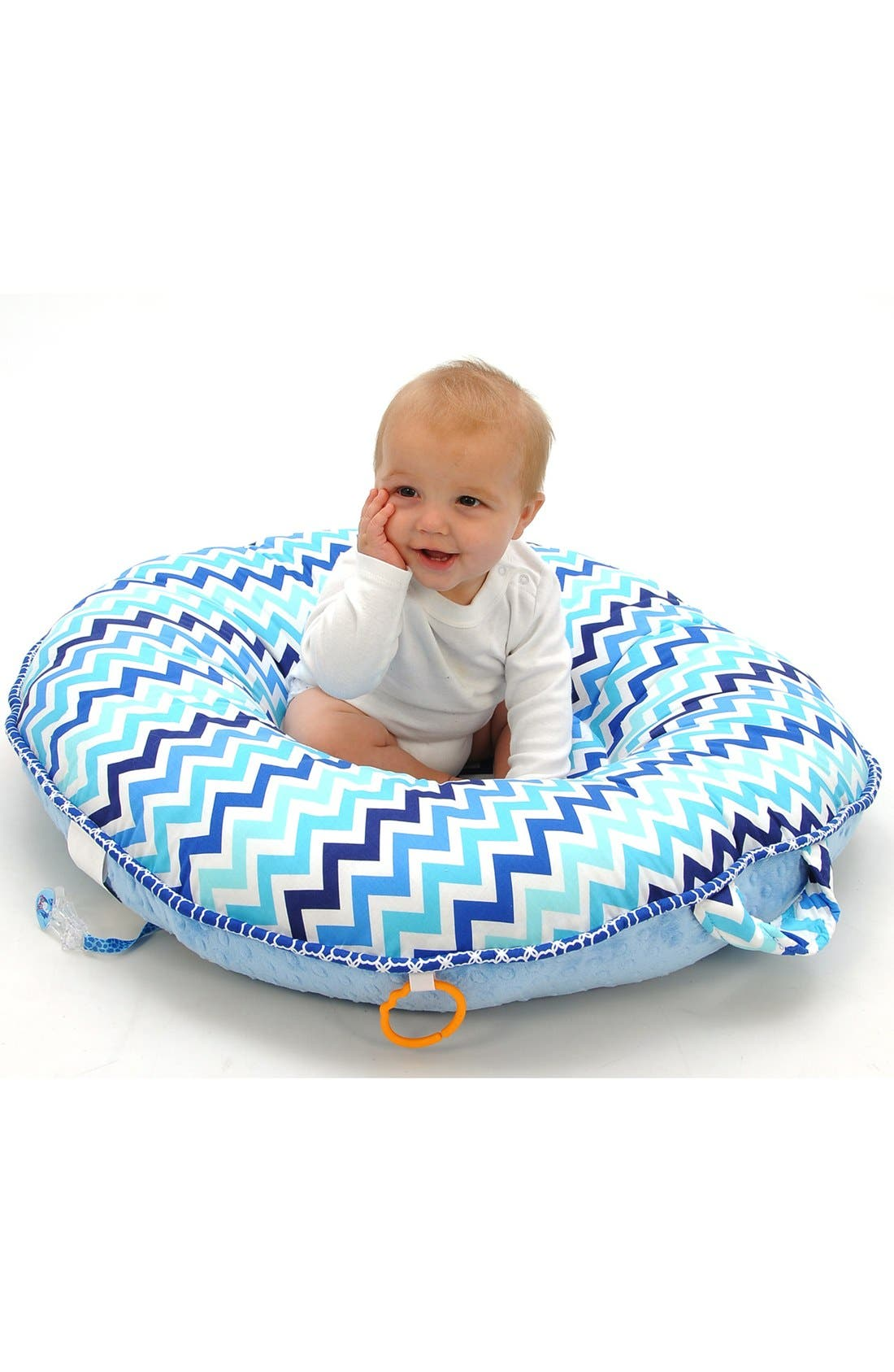 Alternate Image 1 Selected - Pello 'Pello - High Tide' Portable Floor Pillow (Baby)