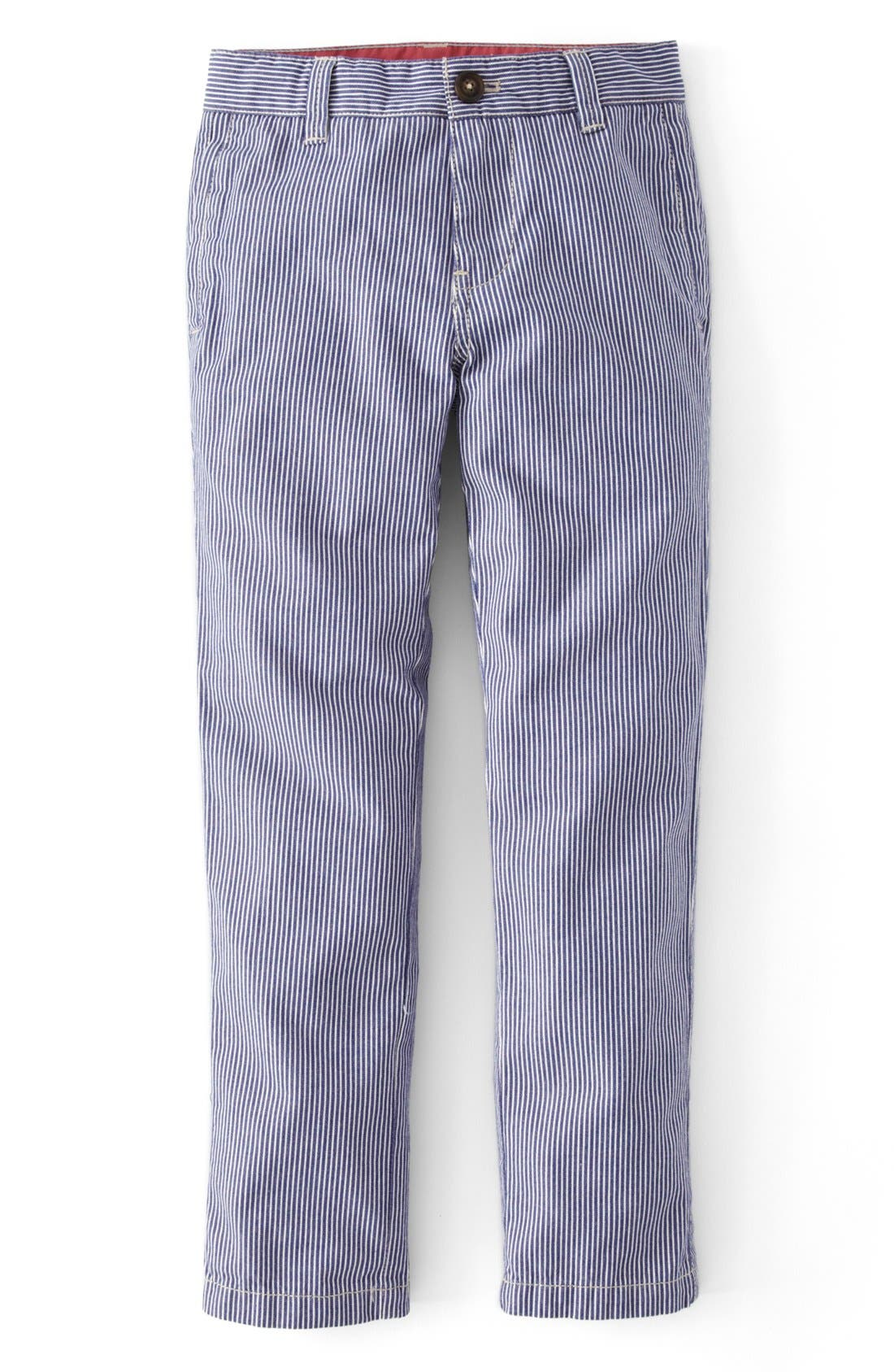 Alternate Image 1 Selected - Mini Boden Chinos (Toddler Boys, Little Boys & Big Boys)