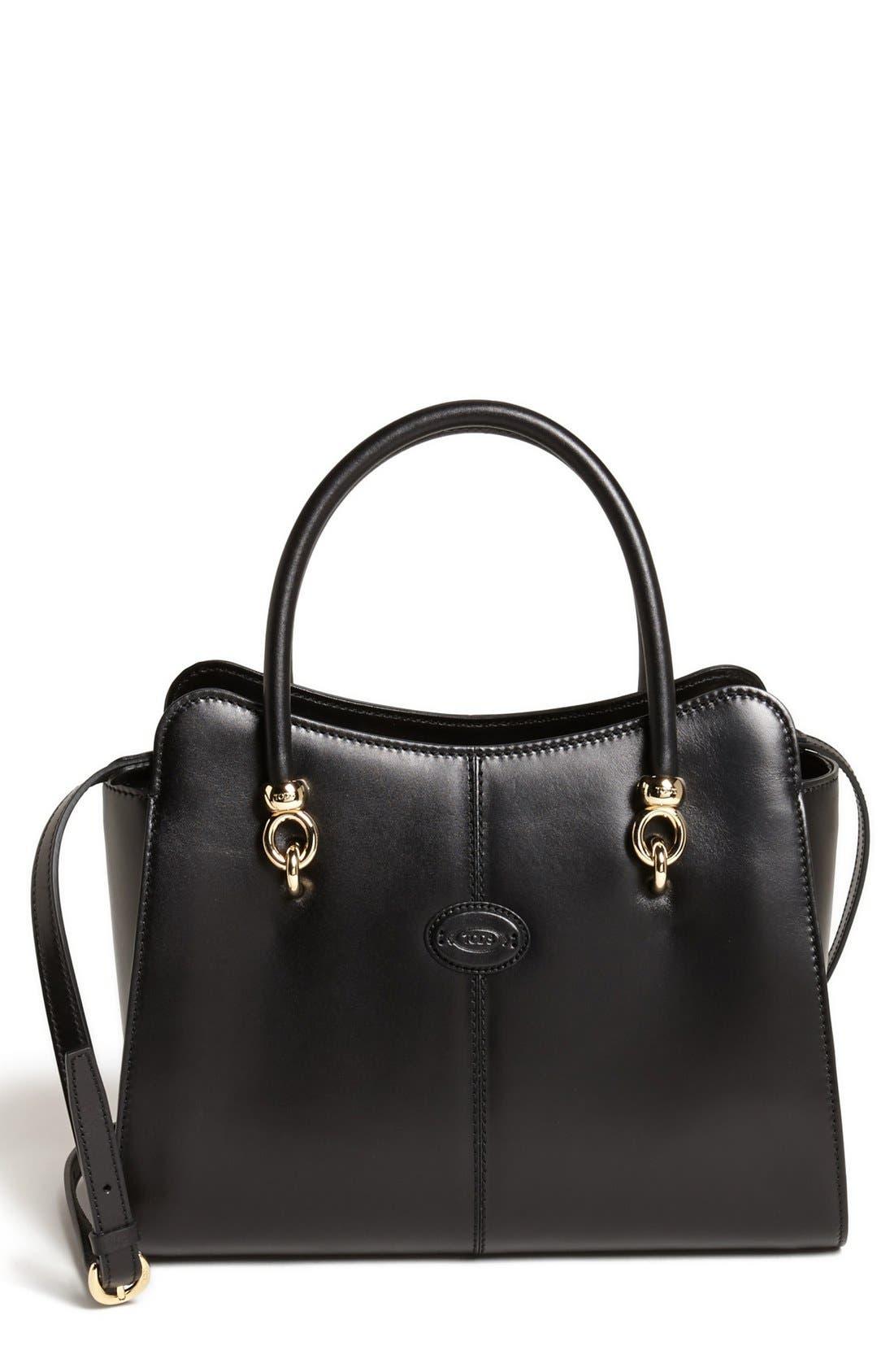 Main Image - Tod's 'Sella' Leather Shopper