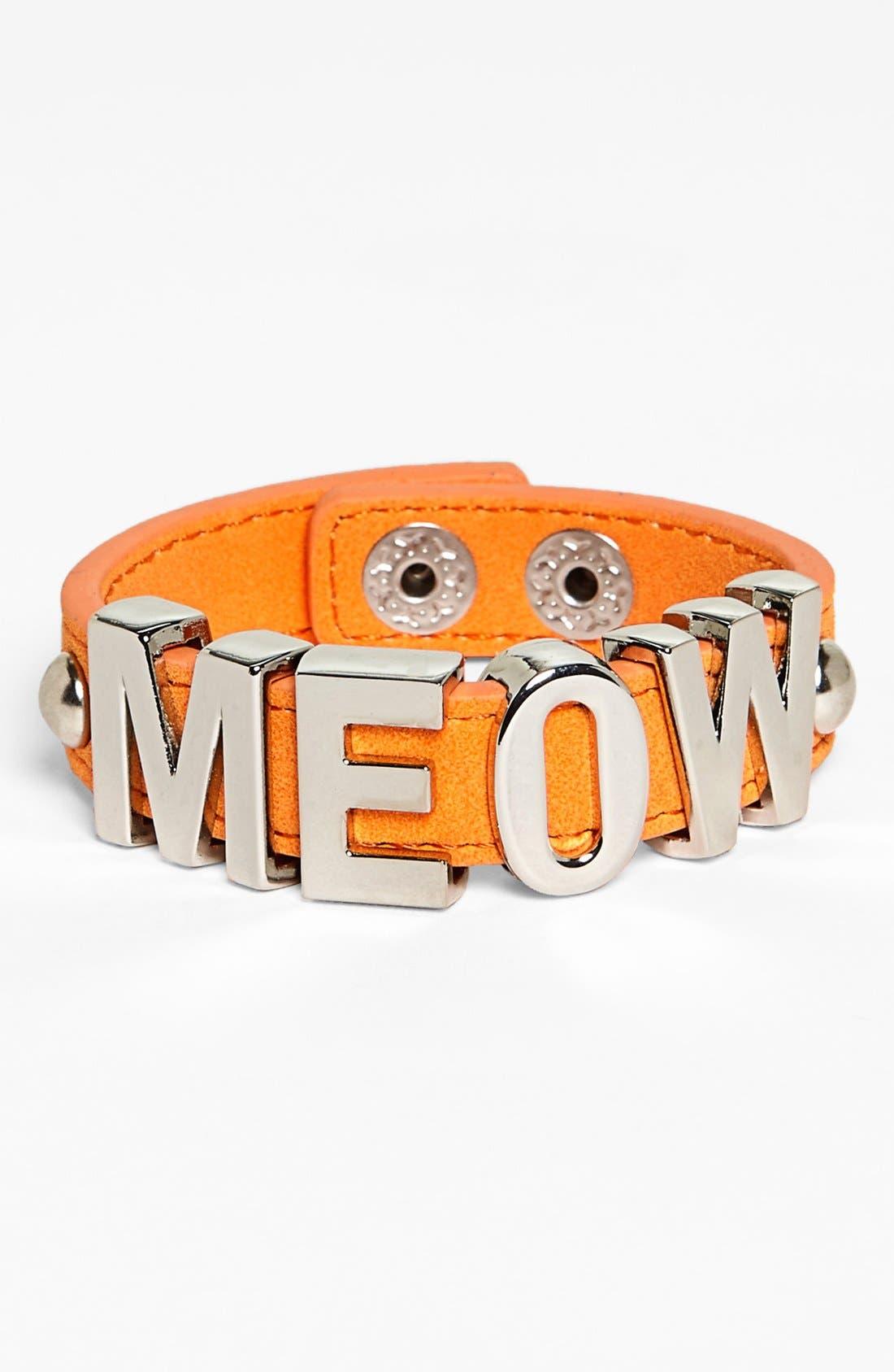 Main Image - BCBGeneration 'Meow' Bracelet