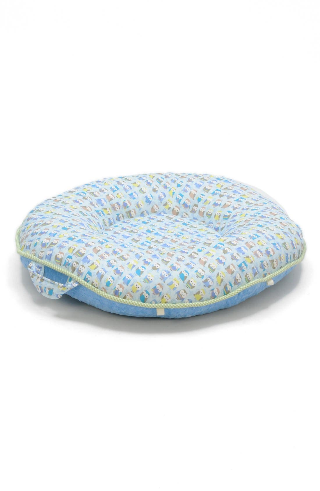Alternate Image 2  - Pello 'Pello - Hoo Loves Ya Boy' Portable Floor Pillow (Baby)