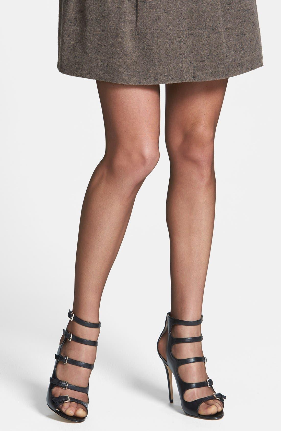 Alternate Image 2  - Donna Karan 'Ultra Sheer' Control Top Pantyhose