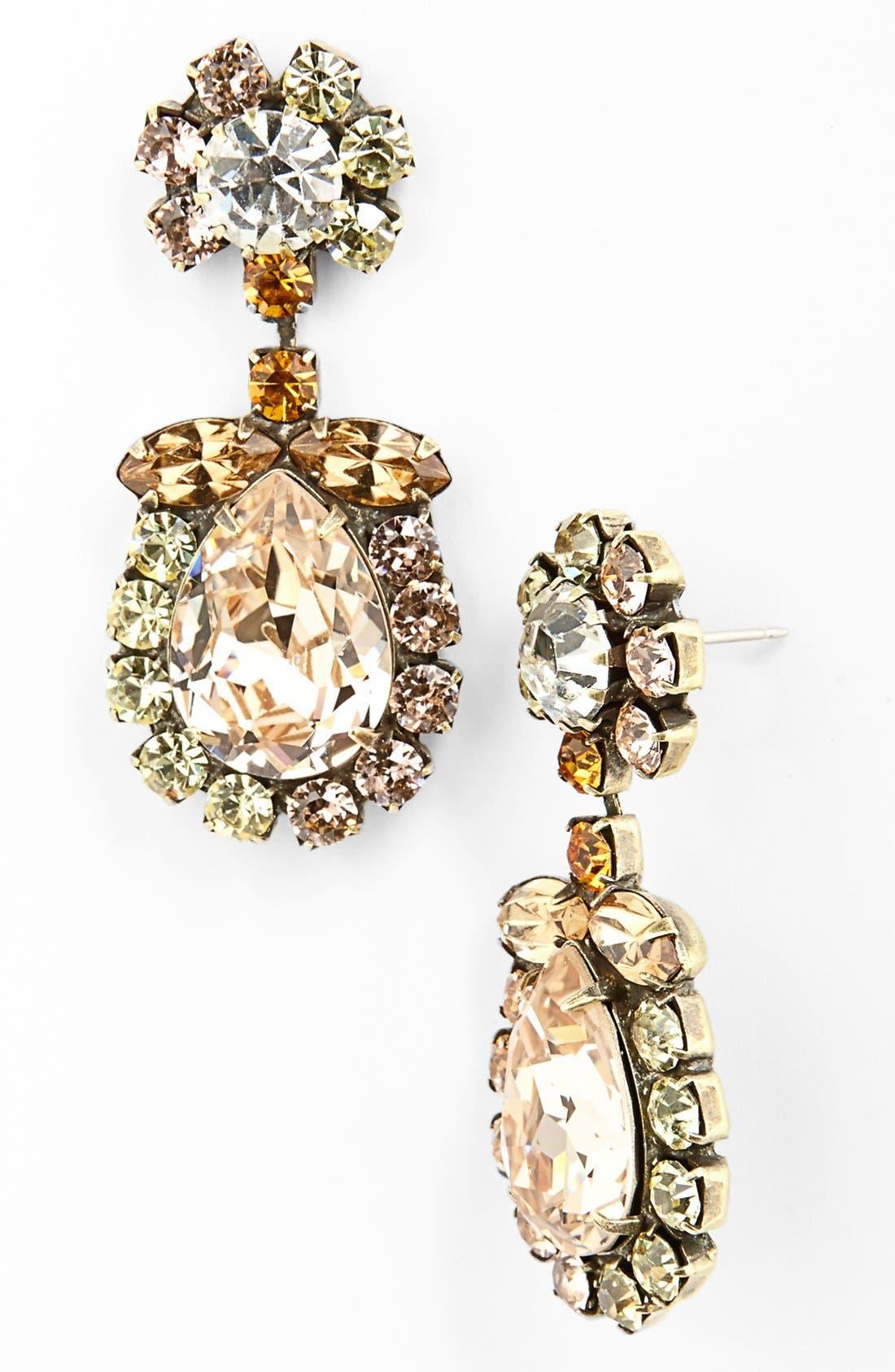 Alternate Image 1 Selected - DANNIJO 'Havana' Earrings